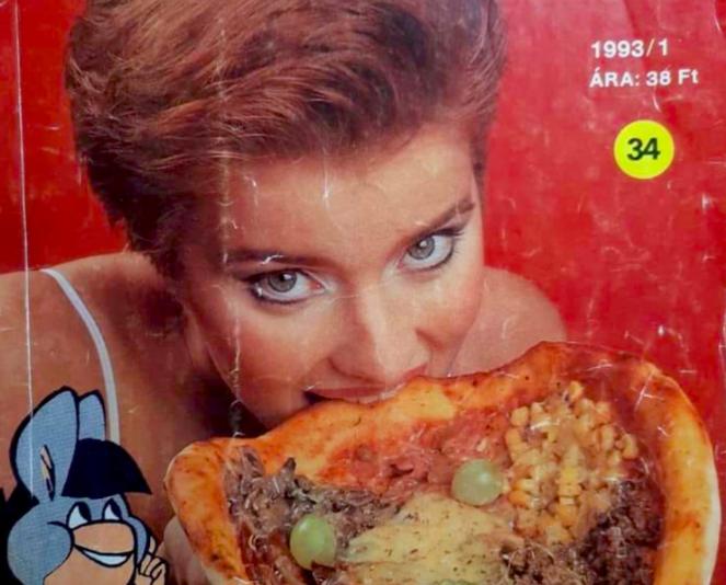 Szőlős-borsós-húsos-valamis pizzával került fel Magyarország az egyik legviccesebb Twitter-fiók szégyenfalára