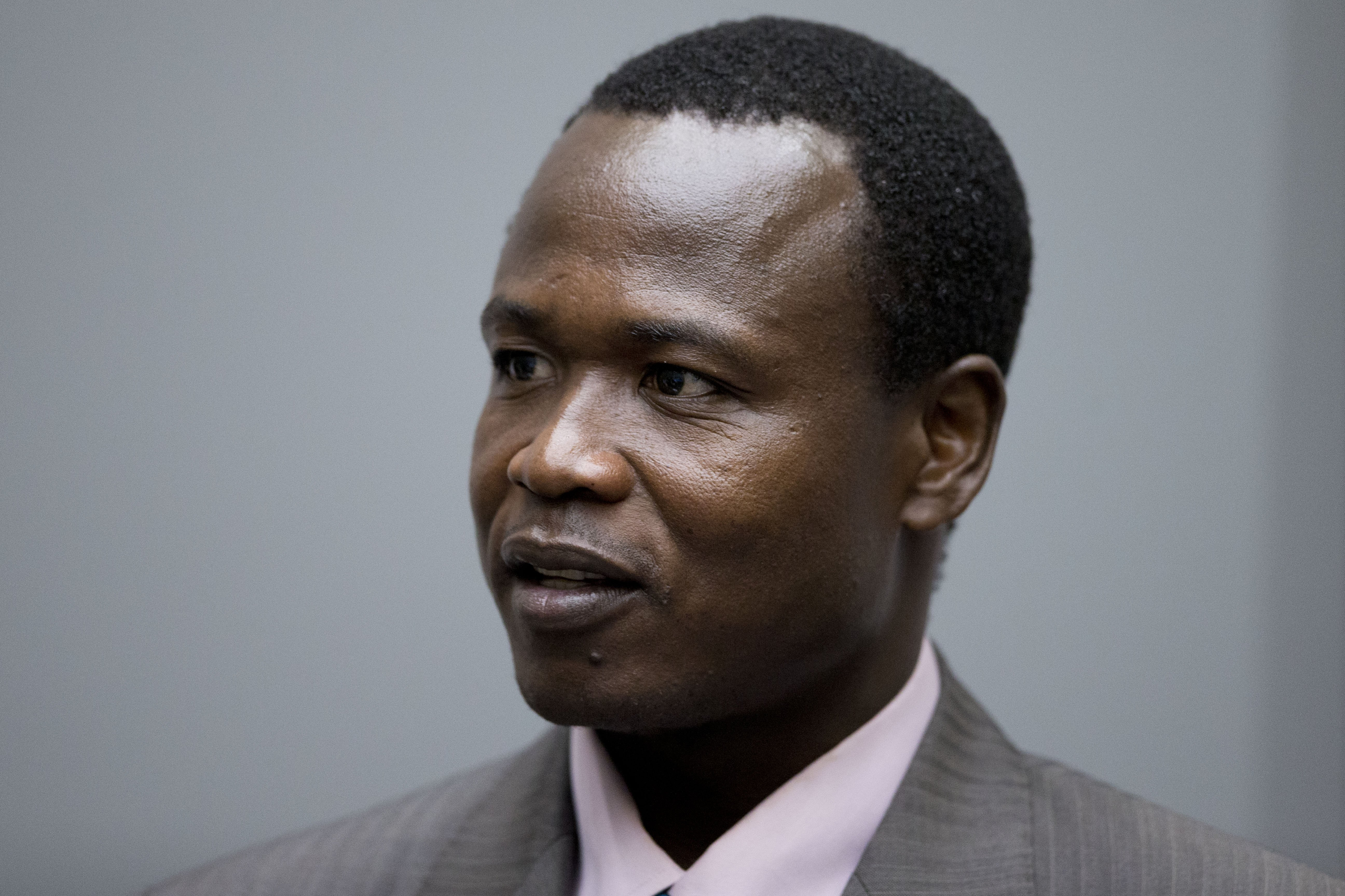 25 év börtönre ítélték Dominic Ongwen korábbi ugandai gyerekkatonát