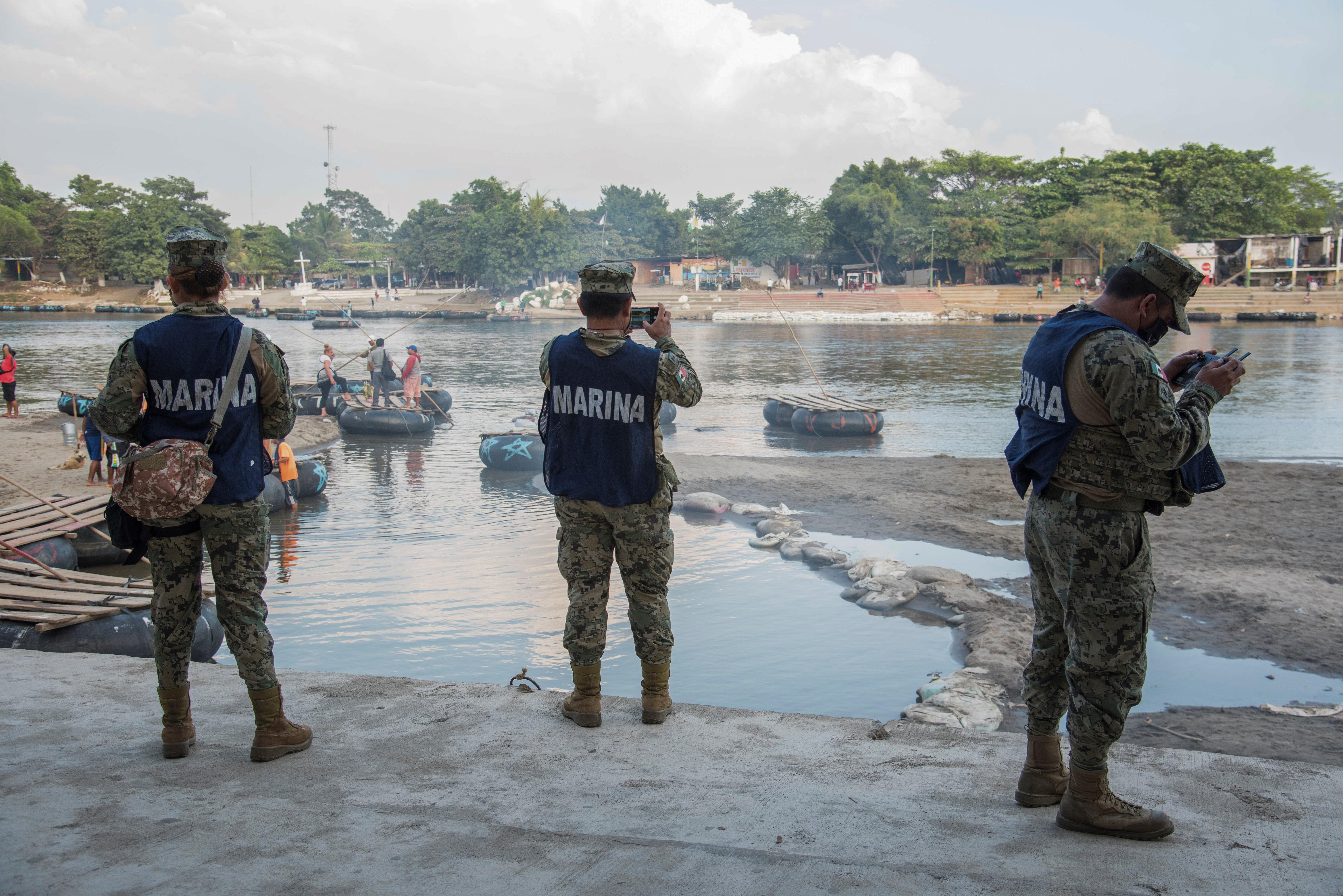 A mexikói rendőrség is benne lehetett az amerikai határmenti mészárlásban, amiben 19 embert öltek meg