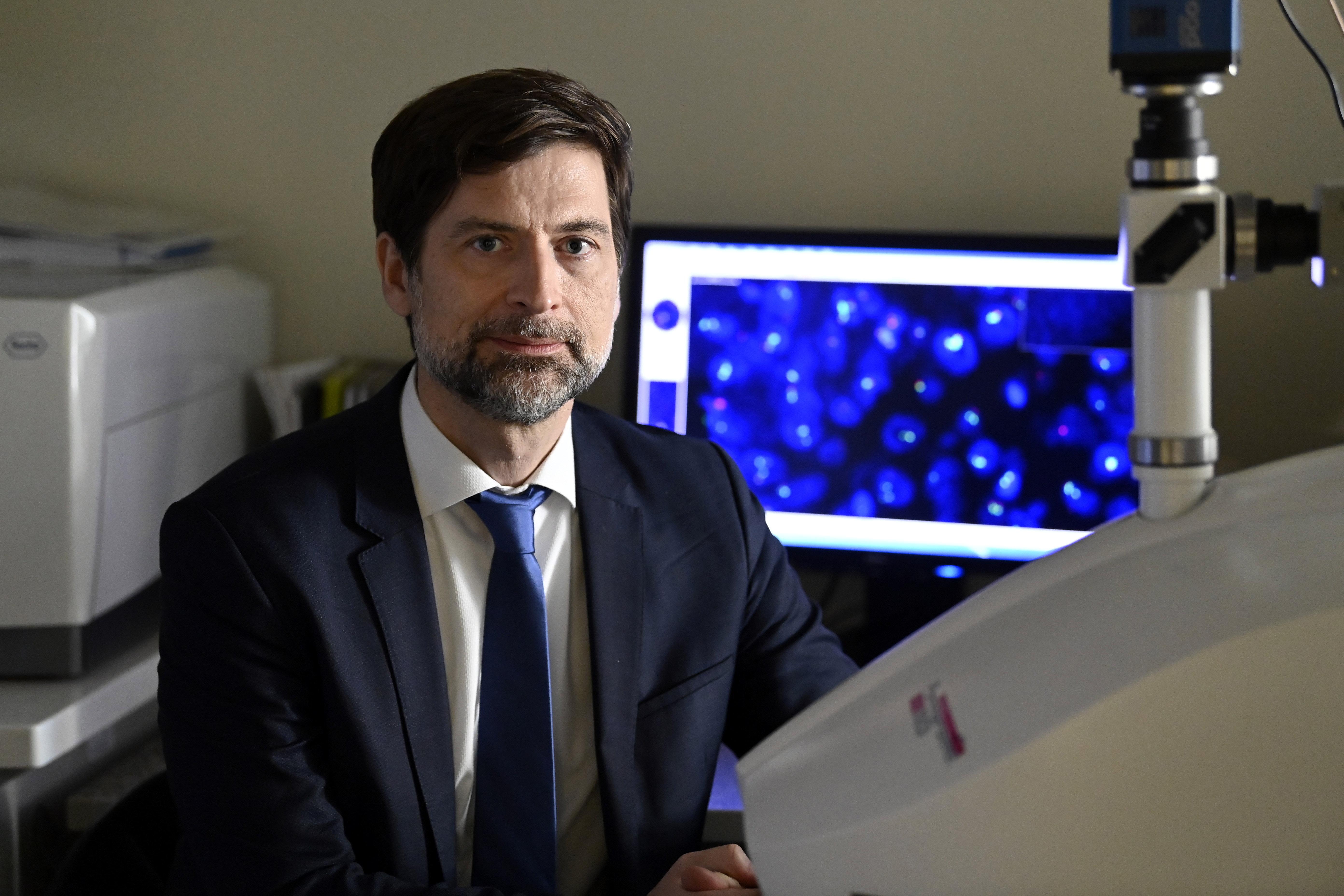 Magyar rákkutató cég nyerte el Európa legígéretesebb technológiai vállalkozásának járó díjat