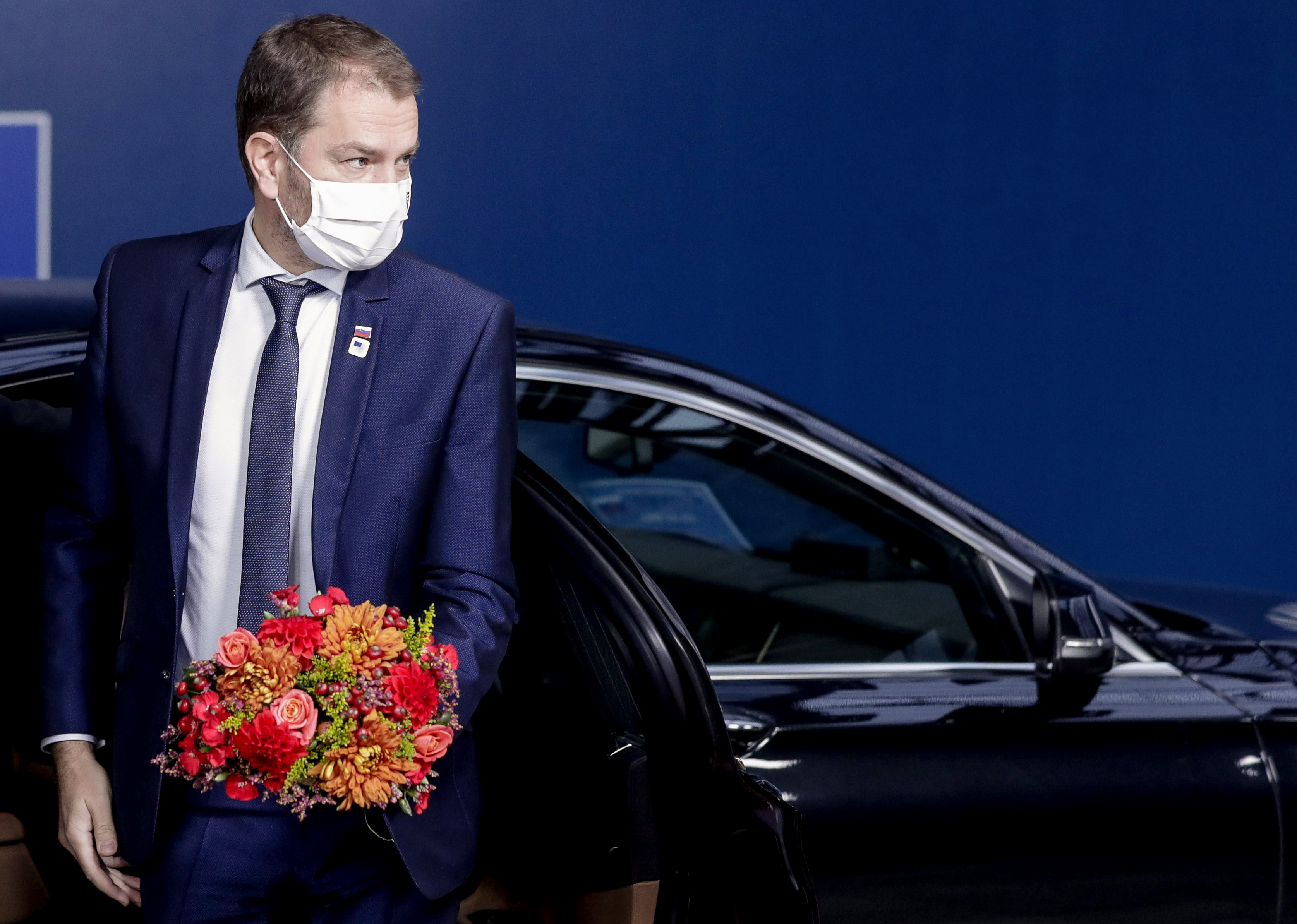 A szlovák miniszterelnök szerint az új fertőzöttek 71 százaléka már a brit variánst kapta el