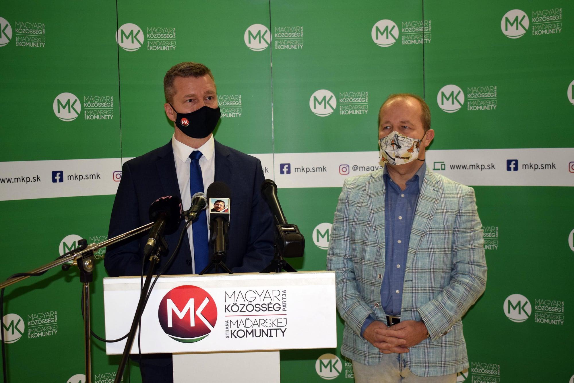 Új felvidéki magyar pártot hoz létre az MKP és a Híd párt
