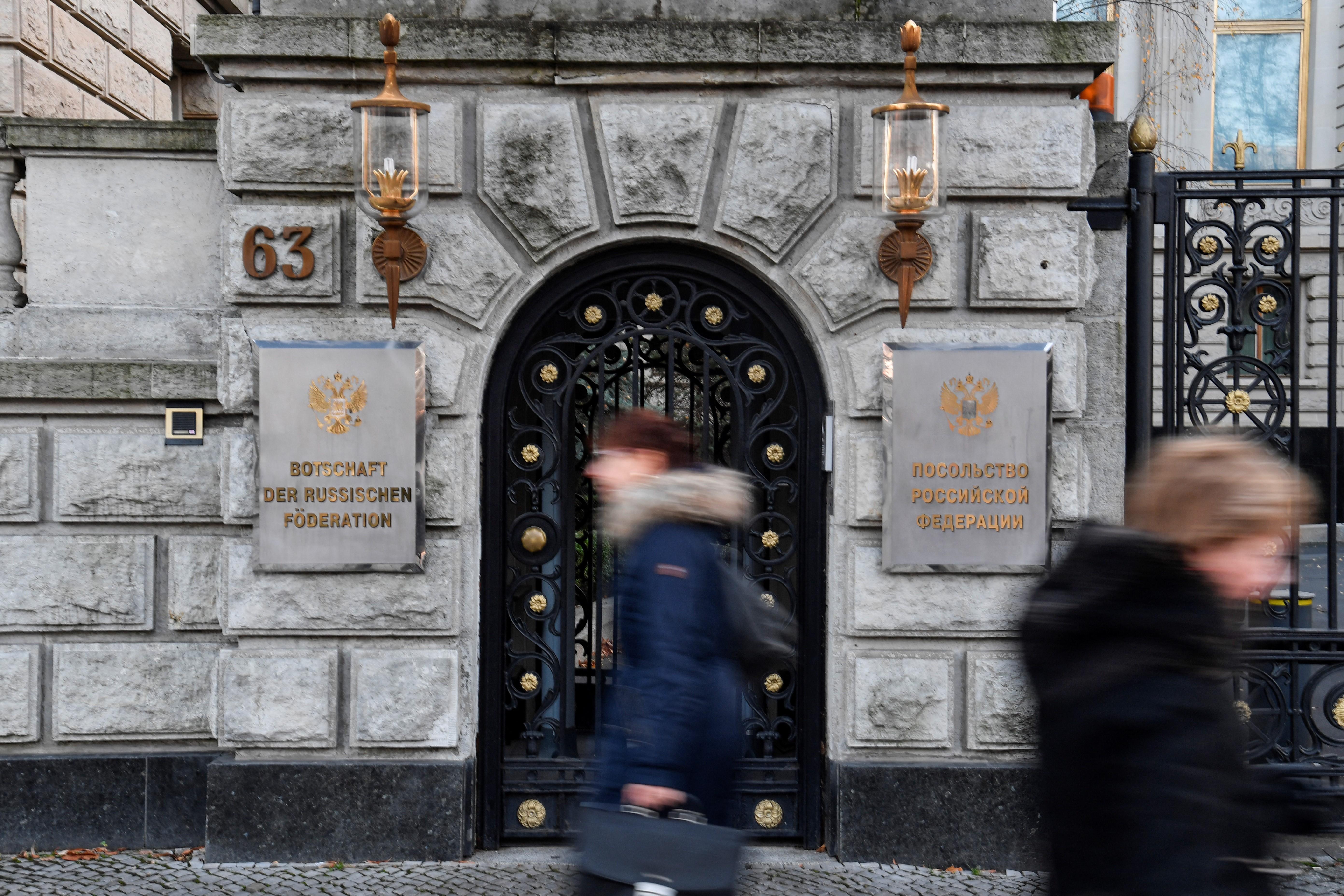 Orosz diplomatákat utasított ki Németország, Lengyelország és Svédország