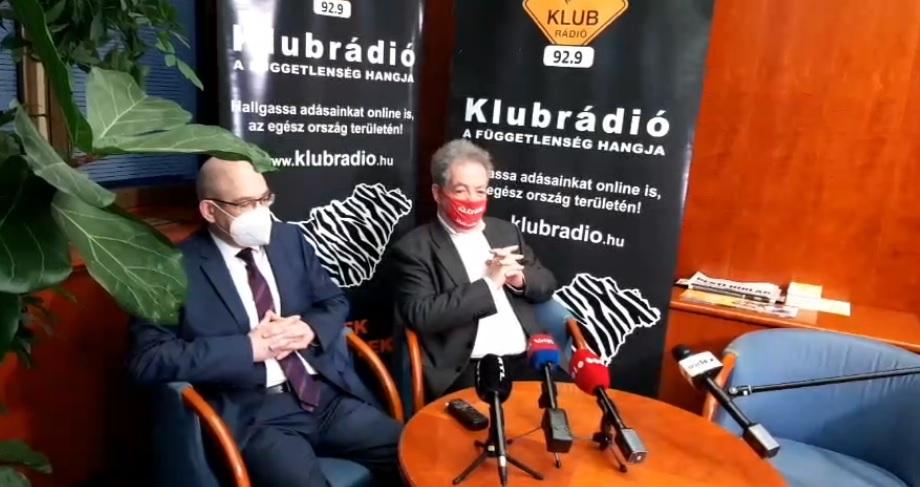 A Klubrádió elnöke csak ideiglenesnek tartja, hogy elvették a frekvenciájukat