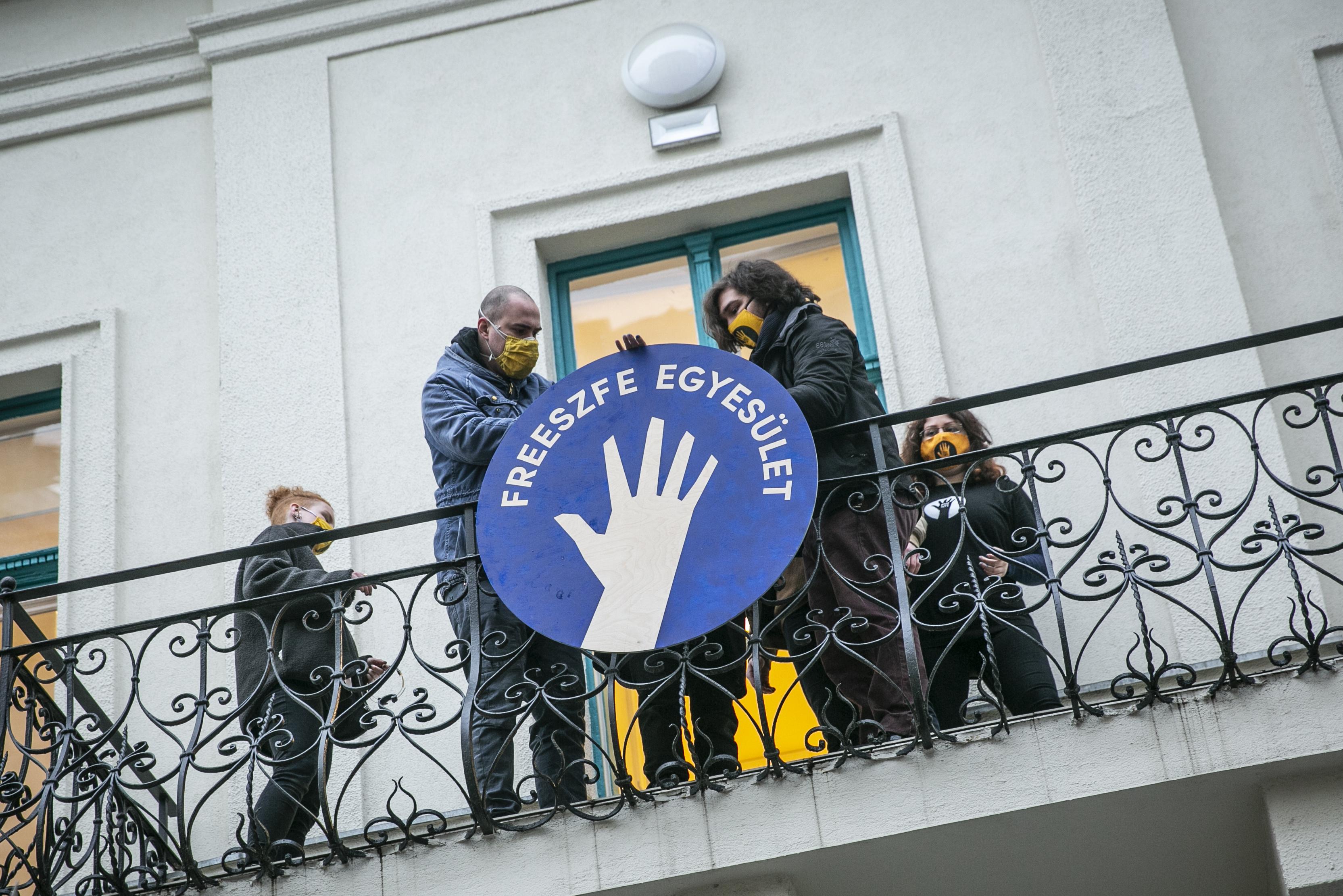 A zeneiskola hálás az SZFE-sek nemes gesztusáért, hogy lemondanak a Damjanich utcai épületről