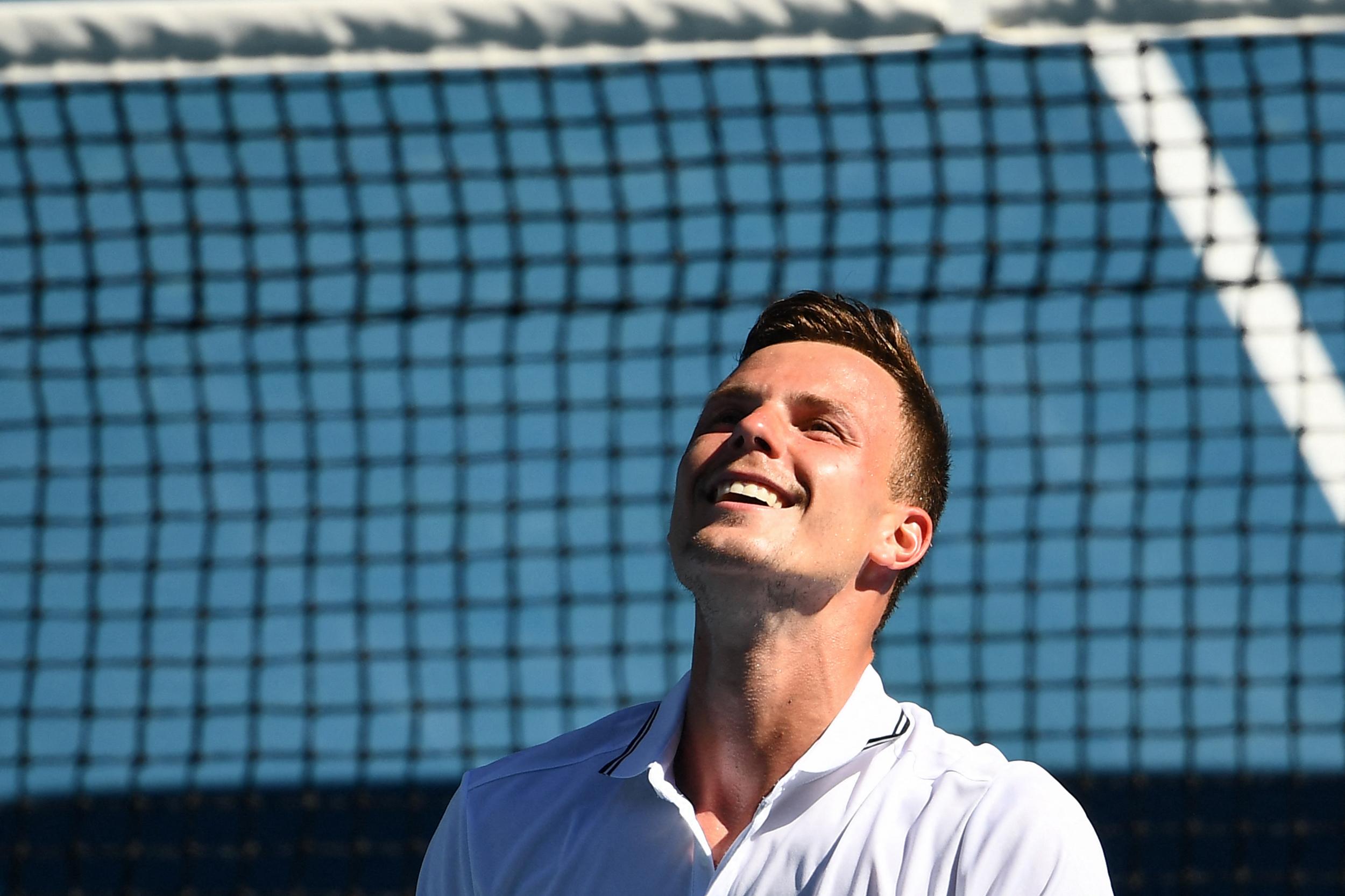 Fucsovics Márton legyőzte a háromszoros Grand Slam-bajnok Stan Wawrinkát