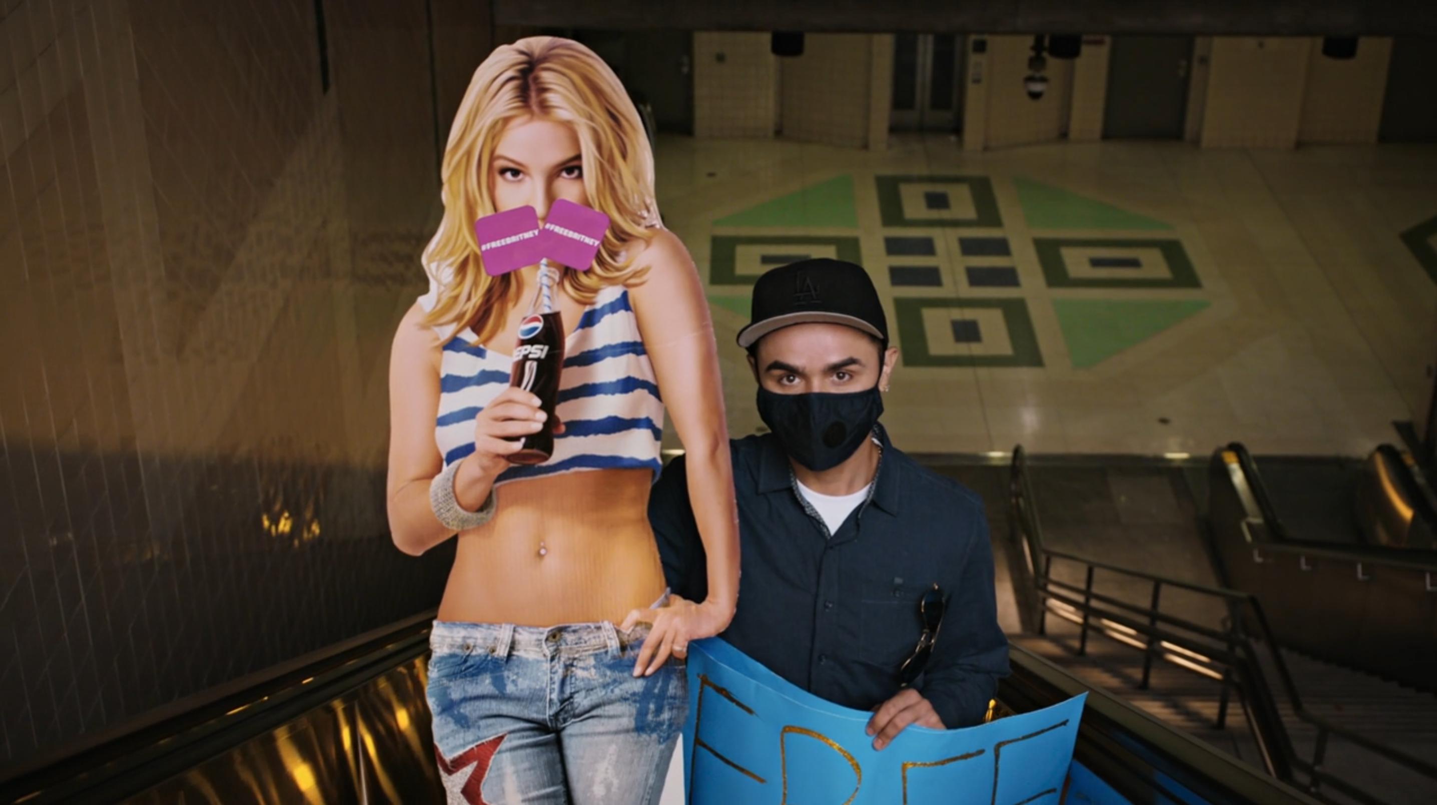 Britney Spears az apja felügyelete alatt gyakorlatilag megszűnt létezni