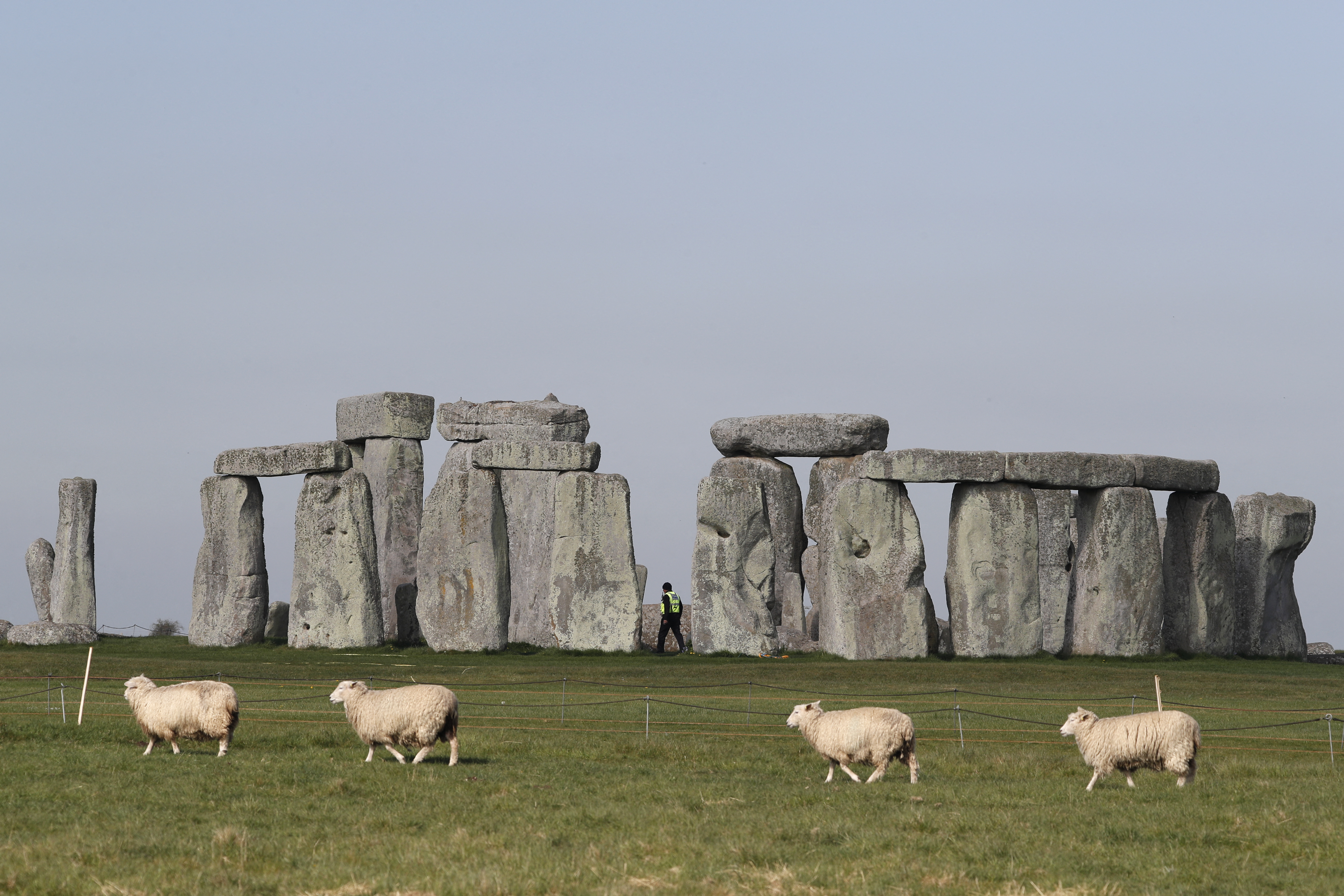 Kiderült, hogy a stonehenge-i kőkörök egy része eredetileg 225 kilométerrel odébb, Walesben állt