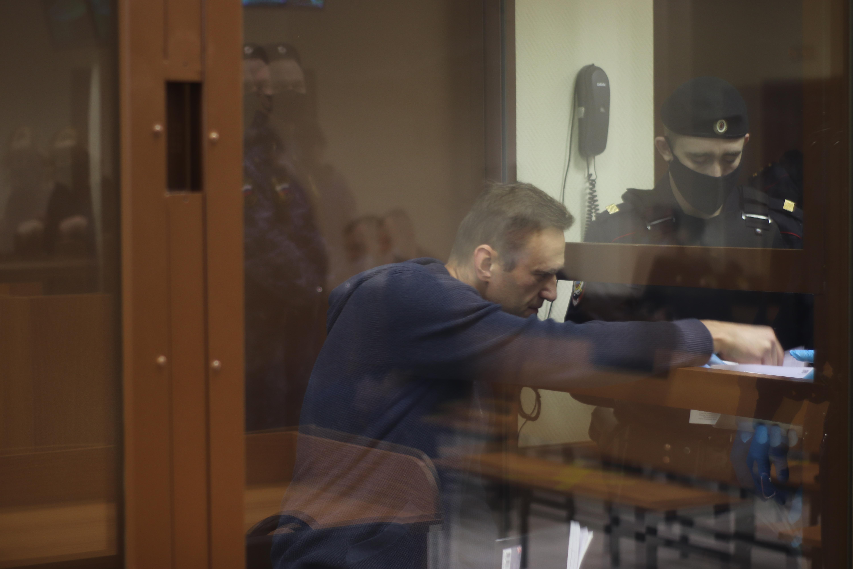 Navalnijmár alig érzi a lábát és a kezét