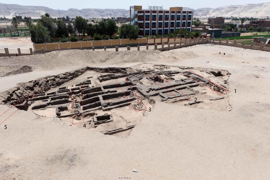 A világ legrégebbi sörfőzdéjének romjait találhatták meg Egyiptomban