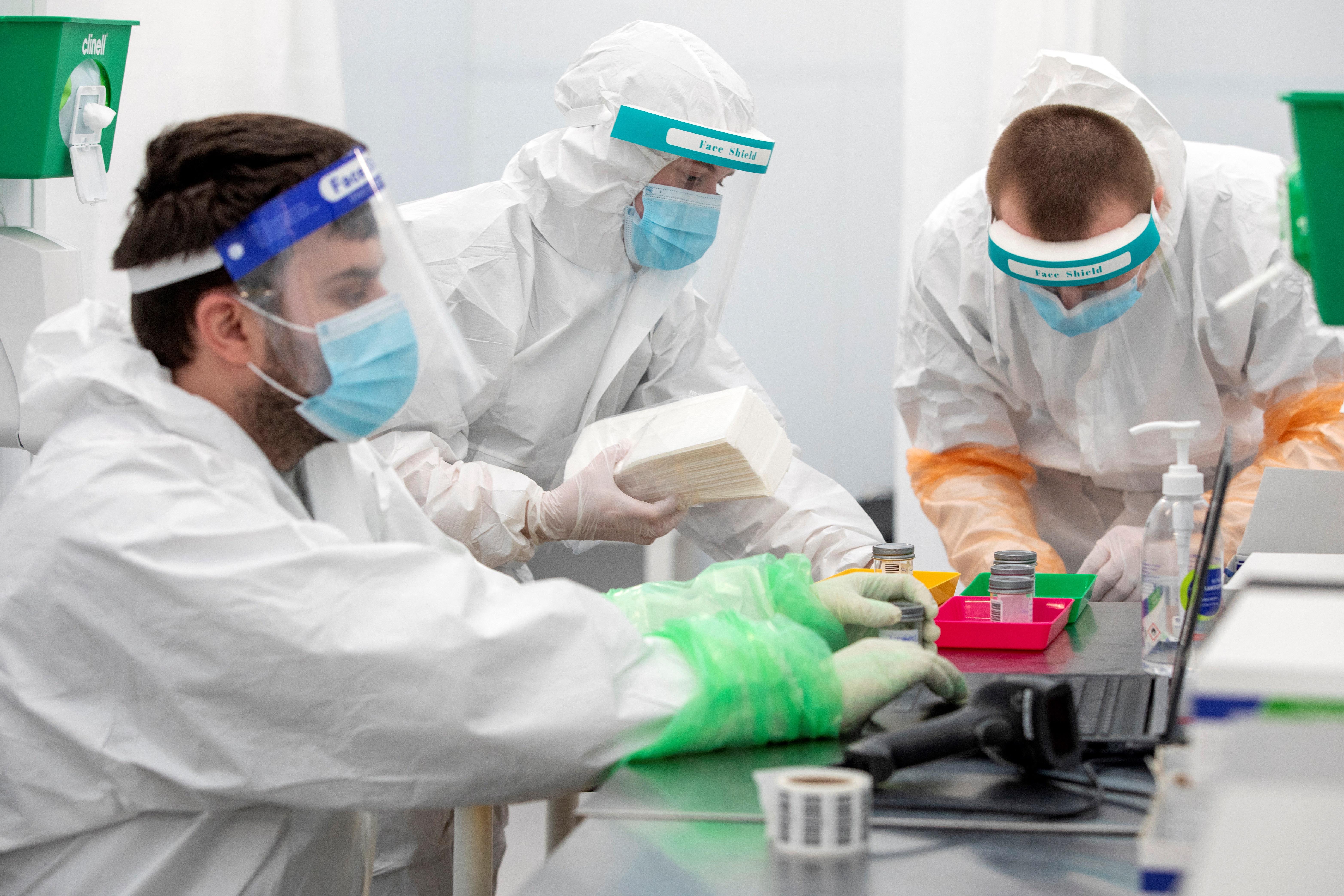 Ismét egy mutálódott vírusvariáns bukkant fel Nagy-Britanniában