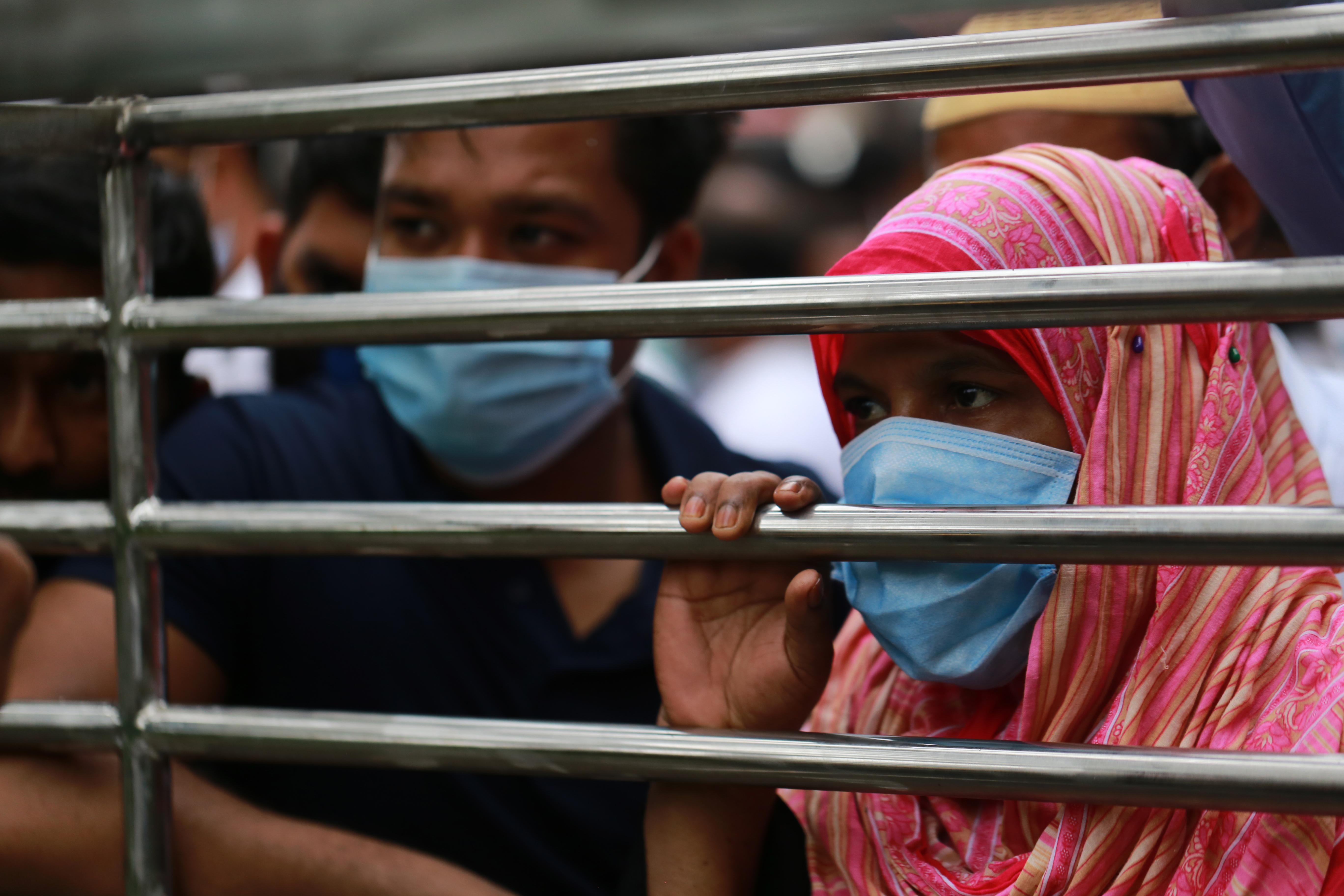 Halálra ítélték a szaúdi nőt, aki agyonverte bangladesi szobalányát