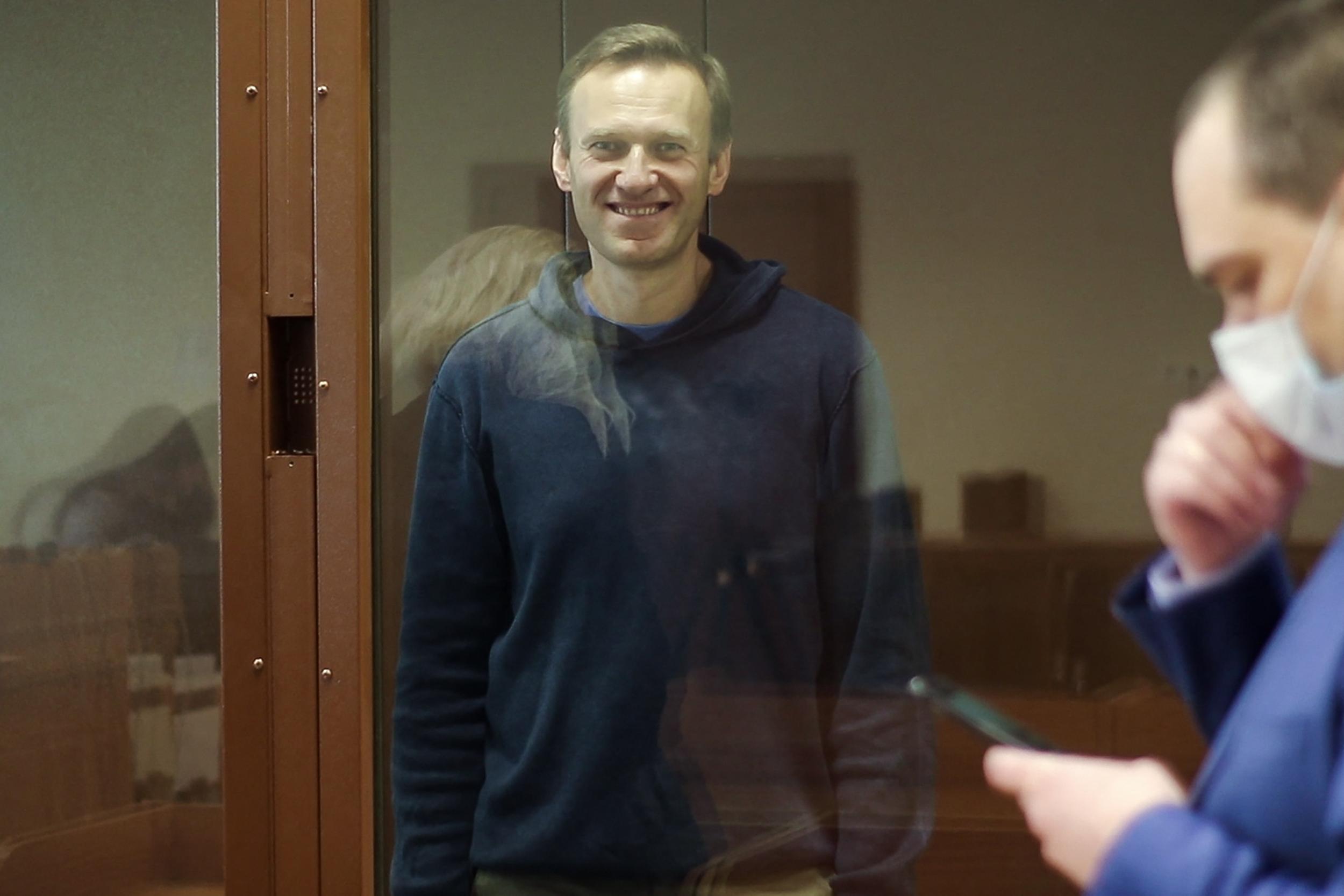 Megkerült Navalnij