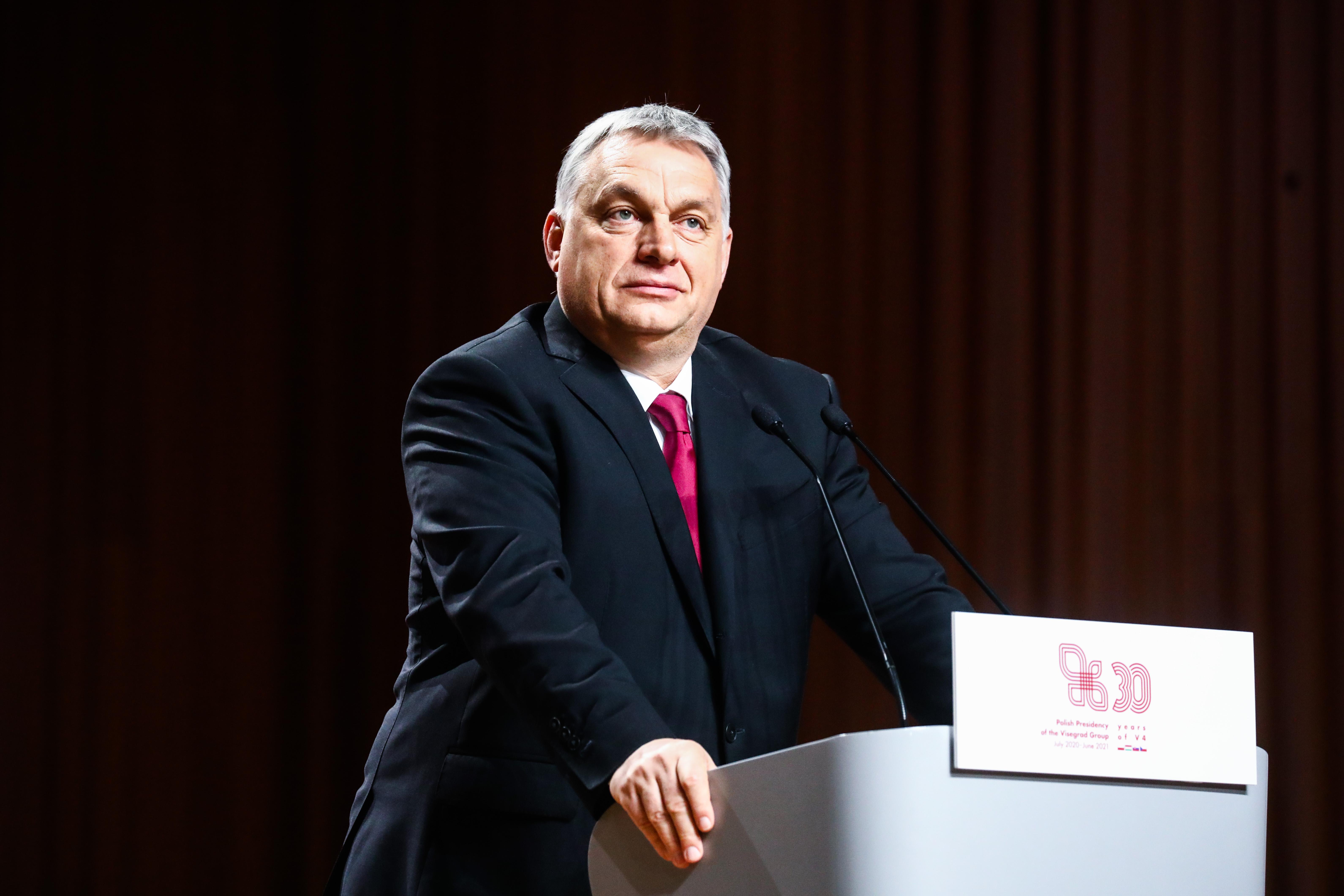 Visszadobta a rendőrség az Orbán Viktor elleni feljelentést