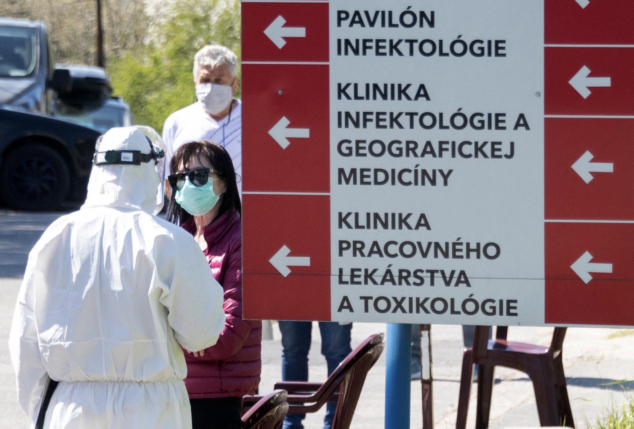 A szlovák minták 72 százalékából mutatták ki a brit mutációt
