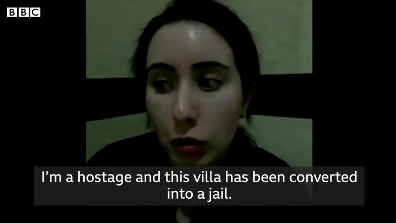 Azt sem tudni, él-e még Dubaj bebörtönzött hercegnője