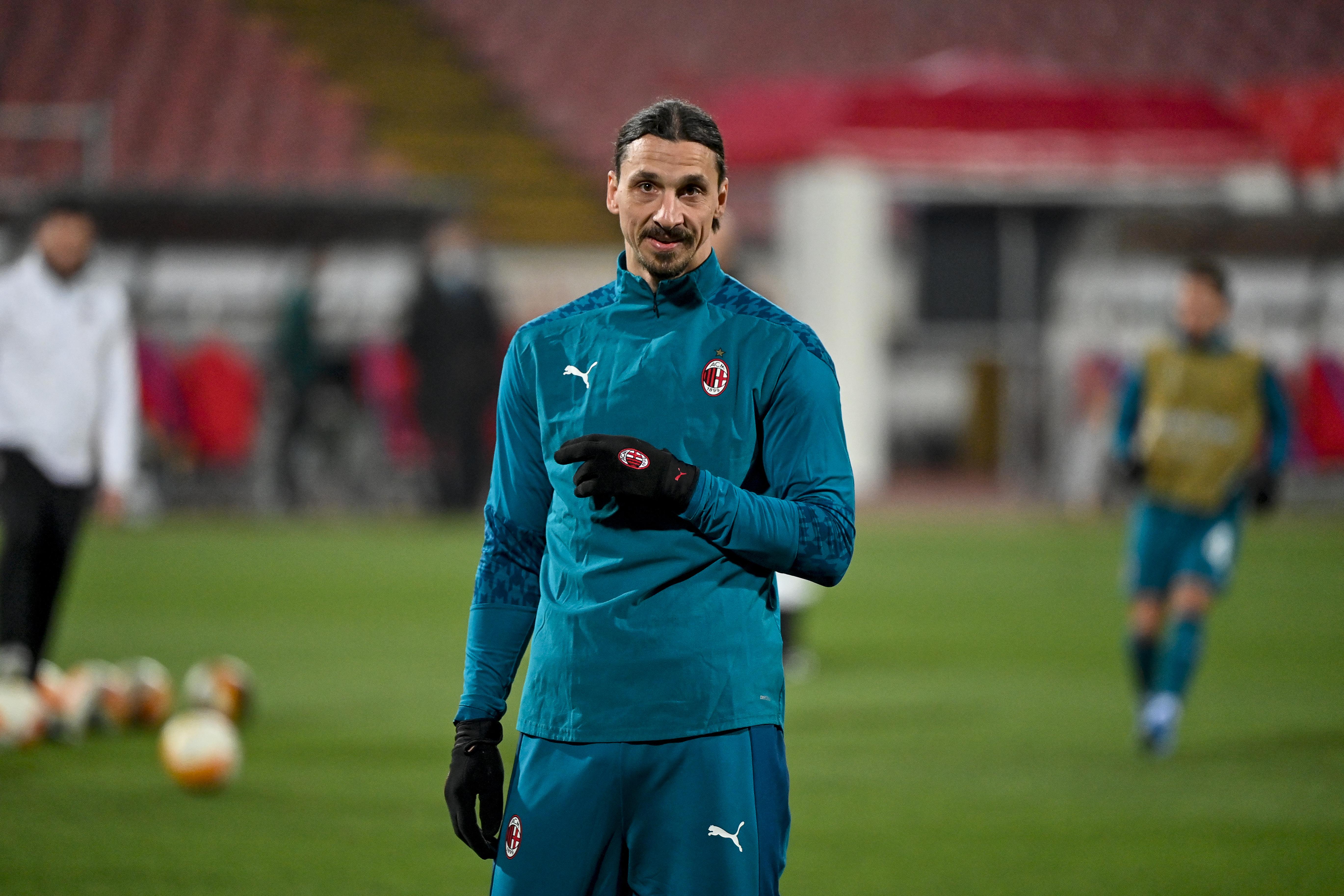Bocsánatot kért a Crvena Zvezda, miután egy szurkolójuk muszlimellenes sértéseket kiabált Ibrahimovićnak