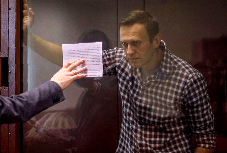 Az Amnesty International szerint Oroszország lassú halálra ítéli Navalnijt