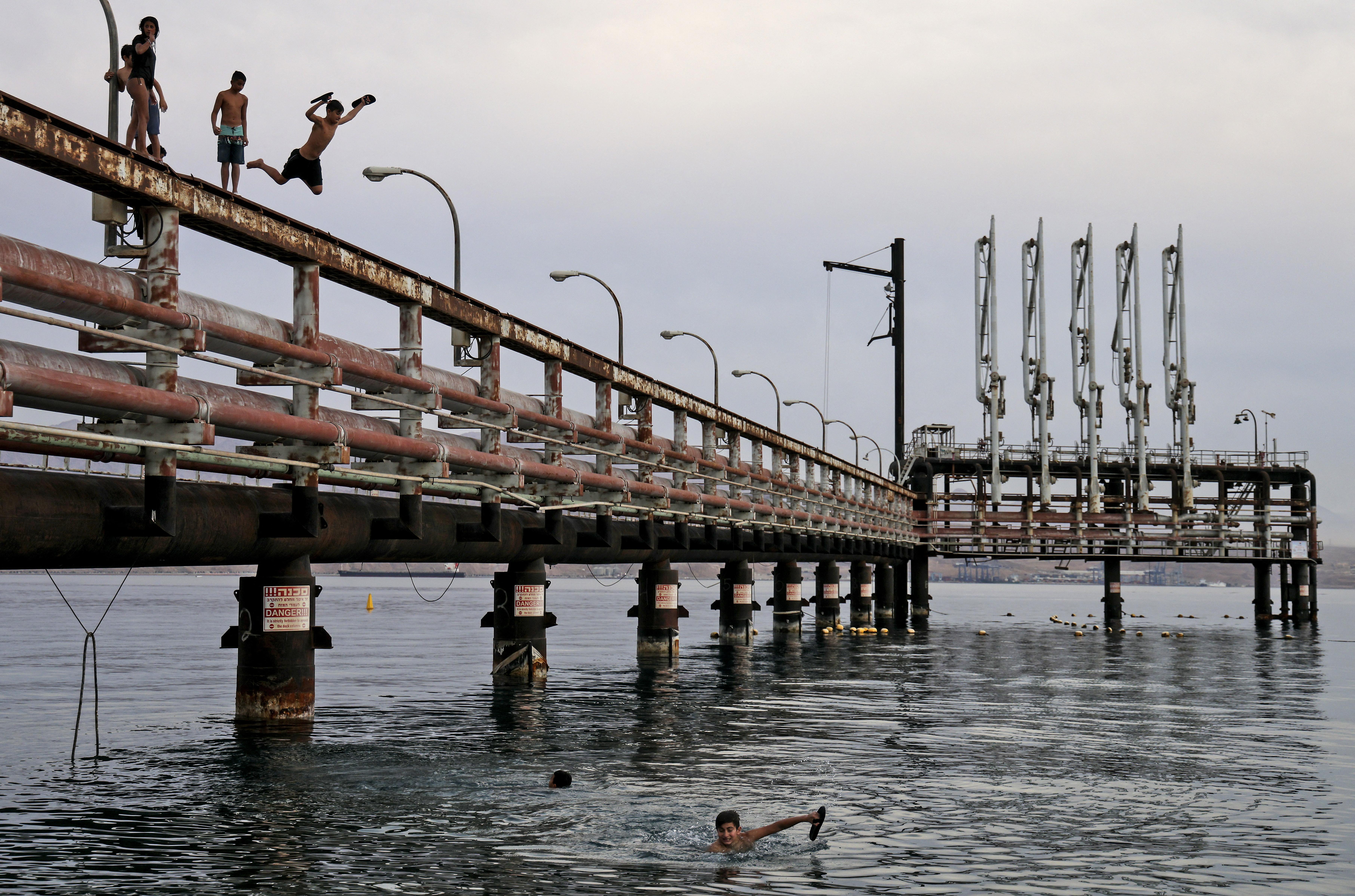 Olajfolt szennyezte be Izrael teljes földközi-tengeri partvonalát