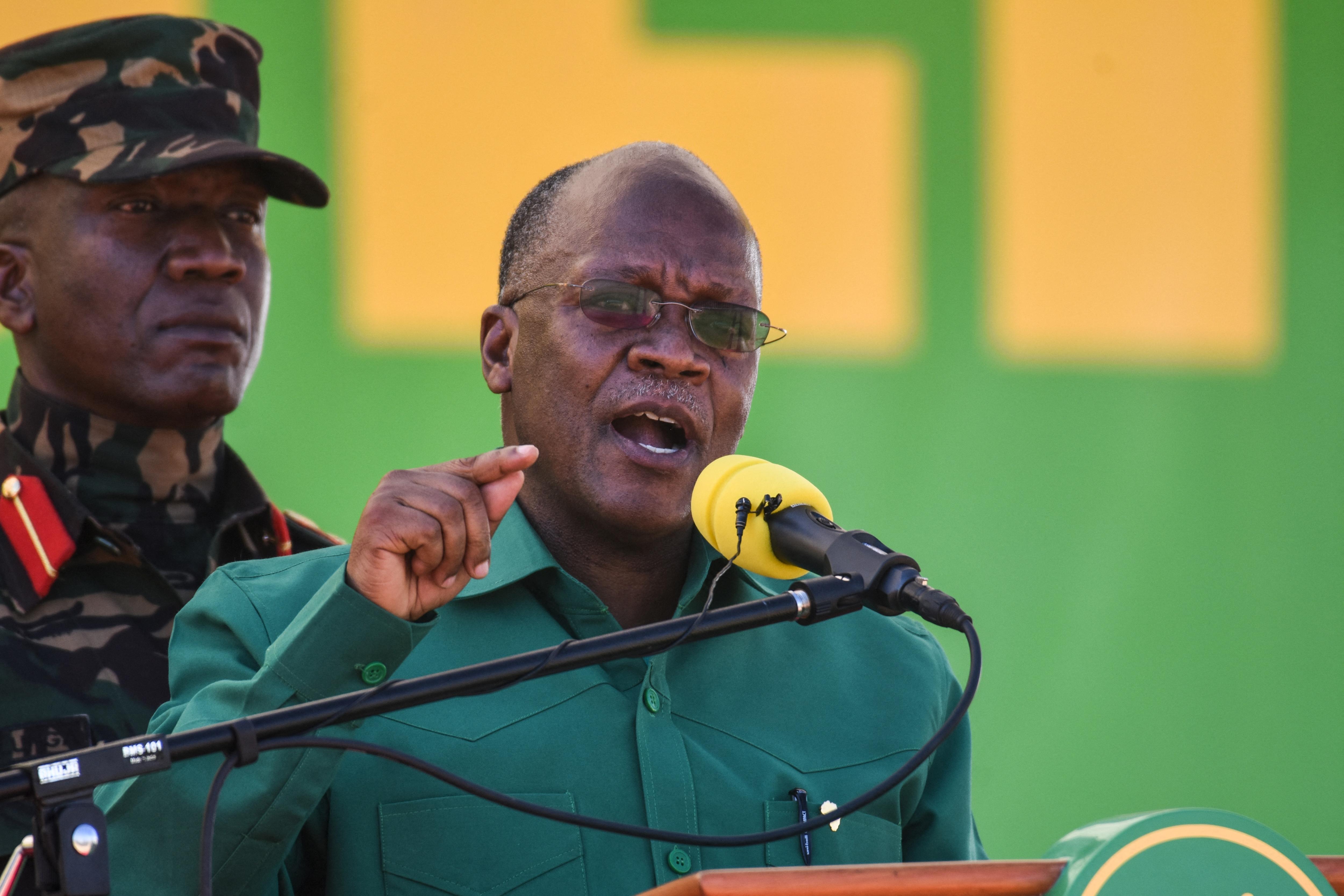 Meghalt Tanzánia vírustagadó elnöke, John Magufuli