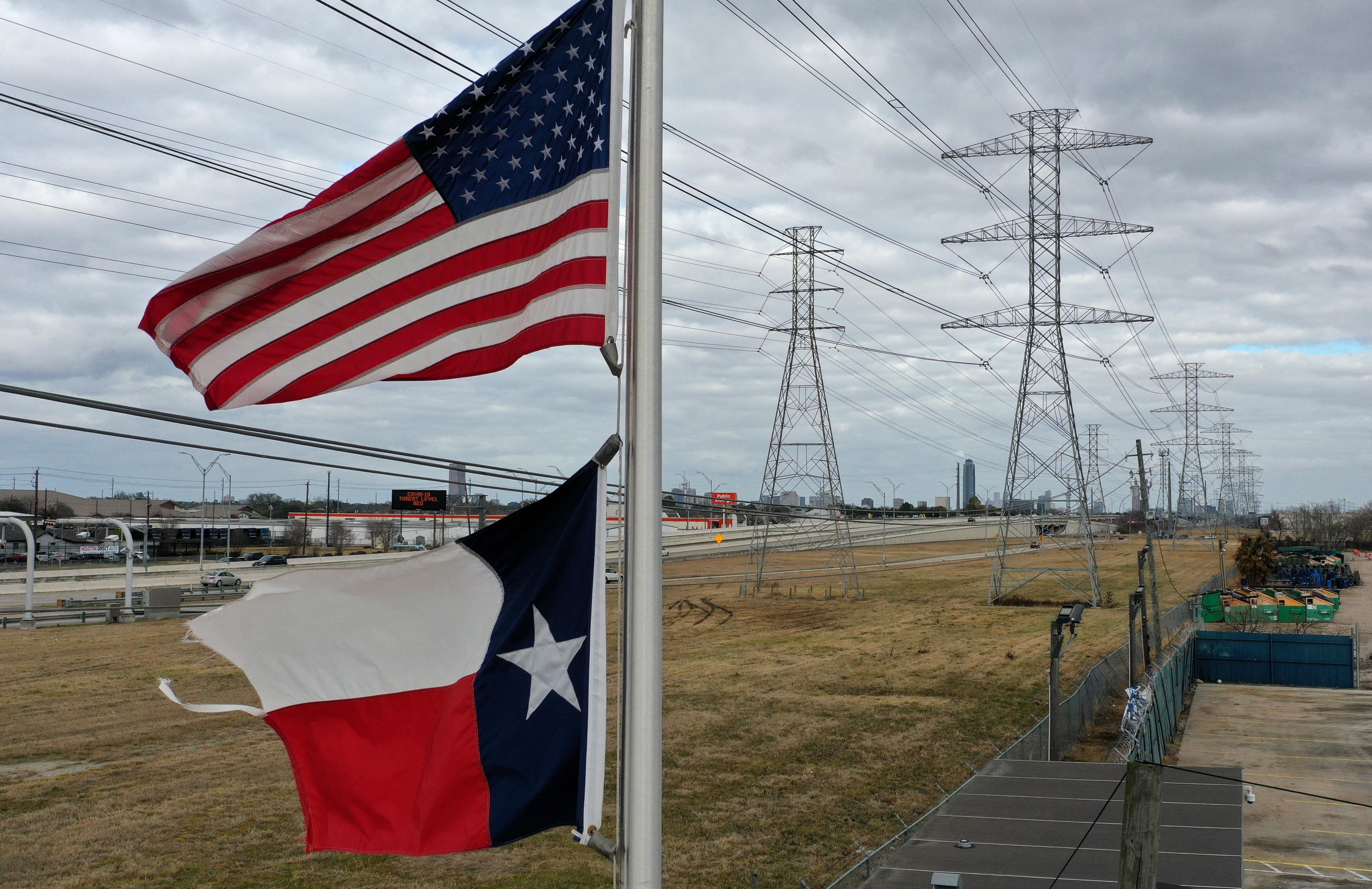 Texasban az extrém hideg miatt egy ideig senkinek sem küldik ki a villanyszámlát