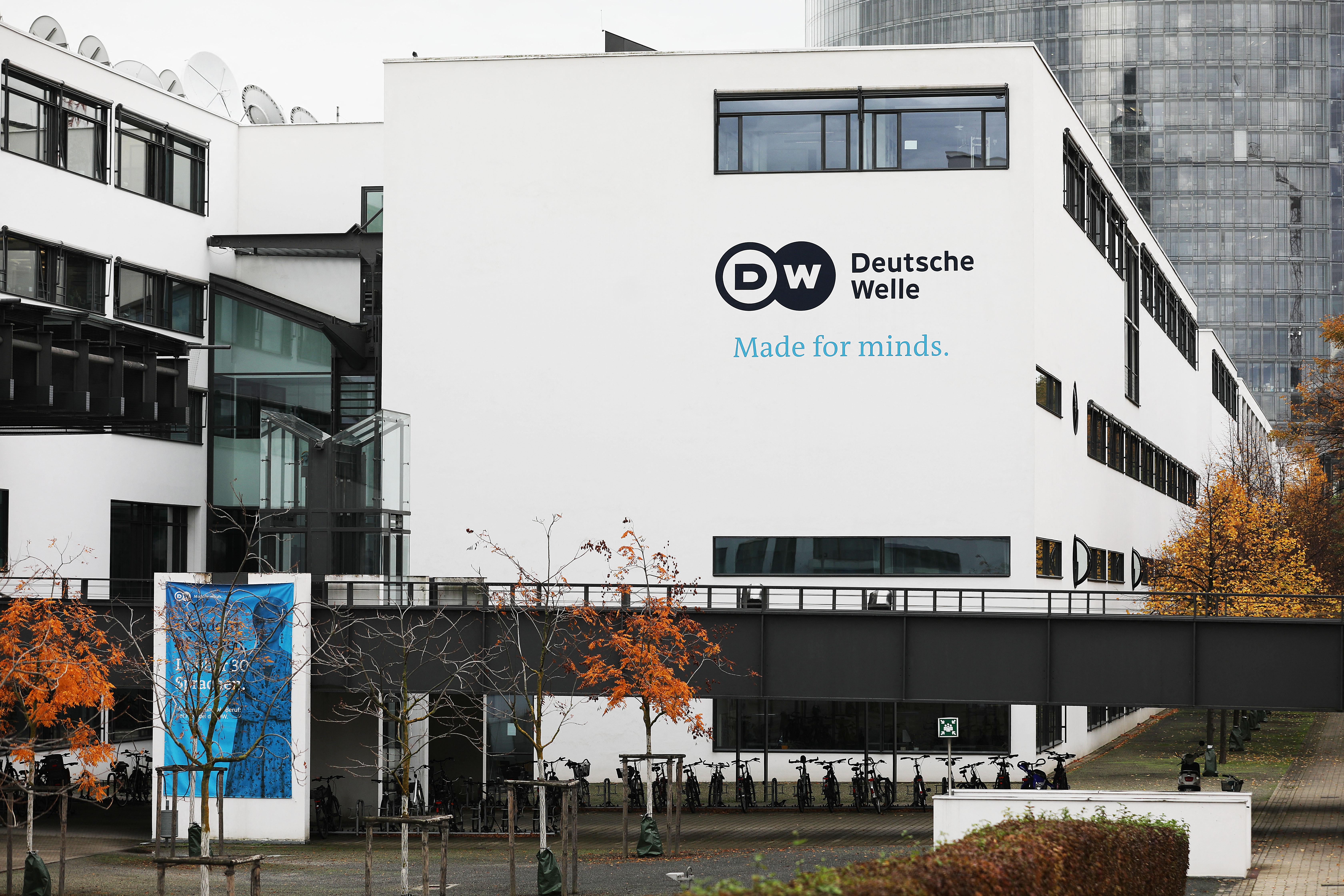 Magyar nyelvű tartalmakat készít a német közszolgálati adó, a Deutsche Welle