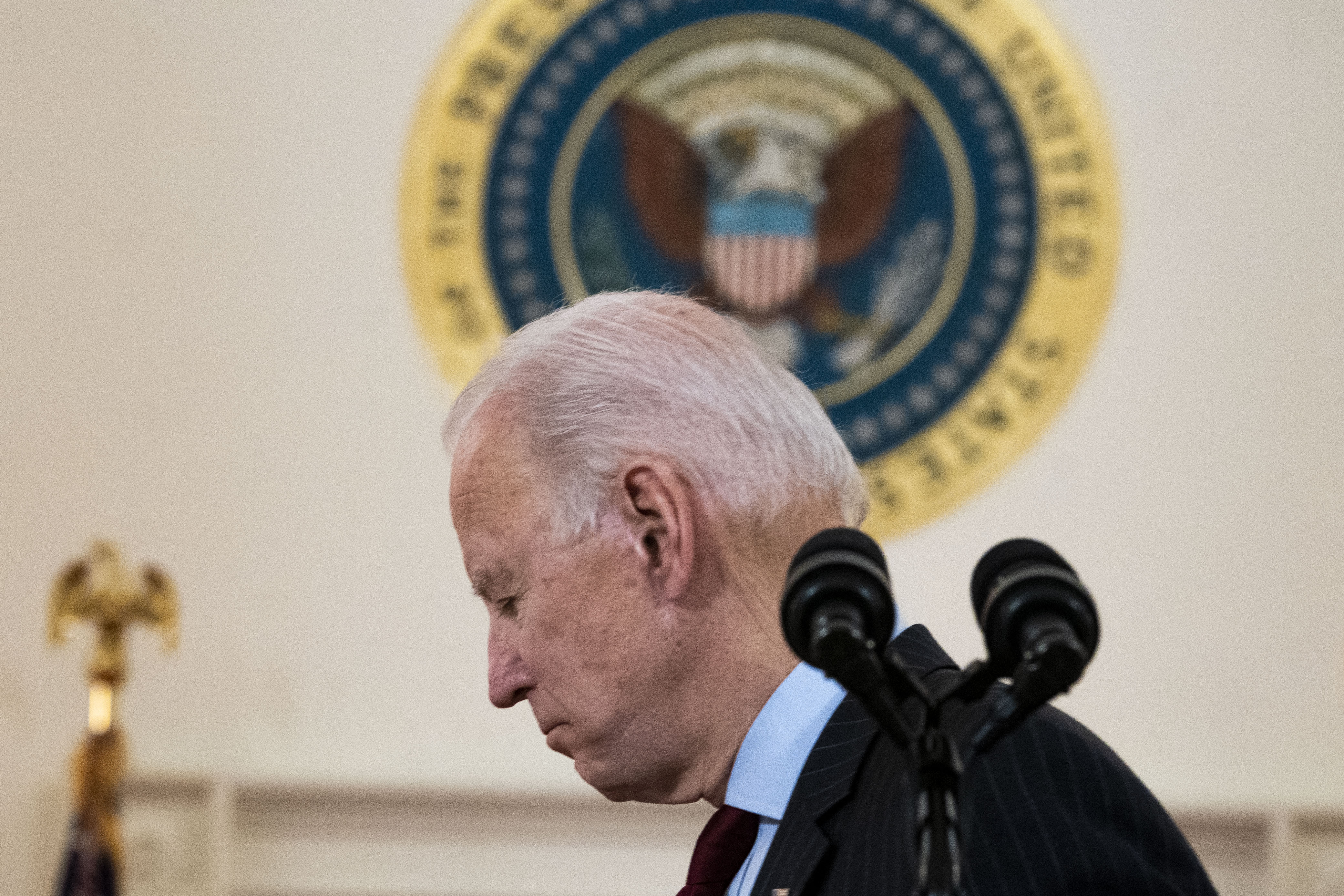 Elbukott a szenátusban Biden egyik legfontosabb terve