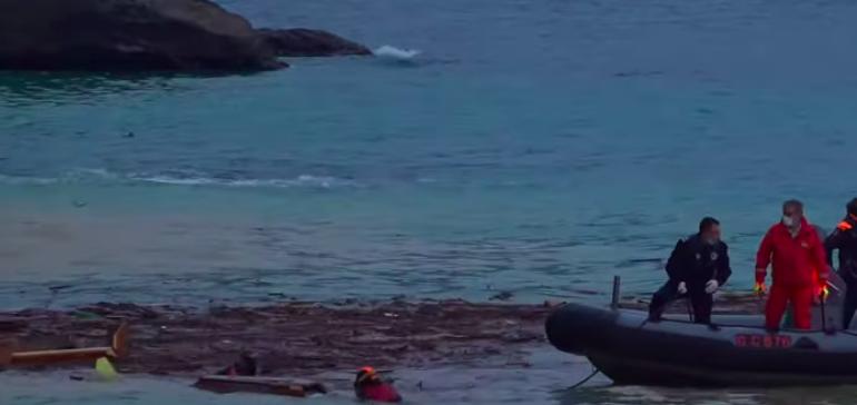 Kétszáz koporsó csúszott a tengerbe Liguriában