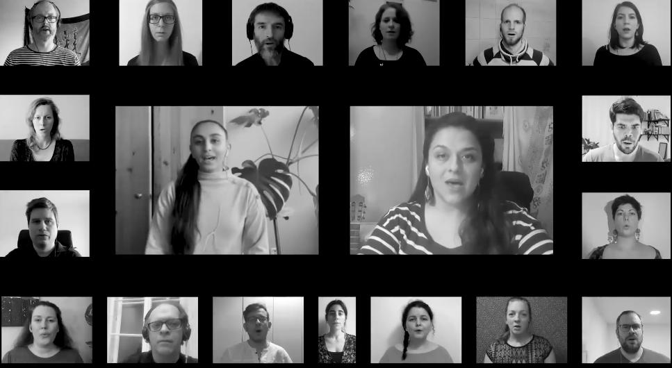 Alkalmi kórussal emlékezett meg Ferencváros a romagyilkosságok áldozatairól