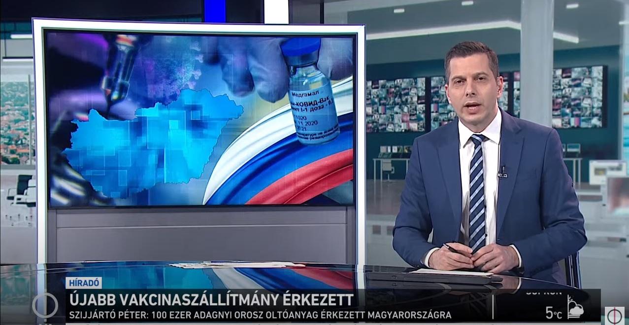 Ha orosz vakcina érkezik, megmozdul a kommunikációs gépezet, ha Pfizer, azt csak úgy megjegyzik