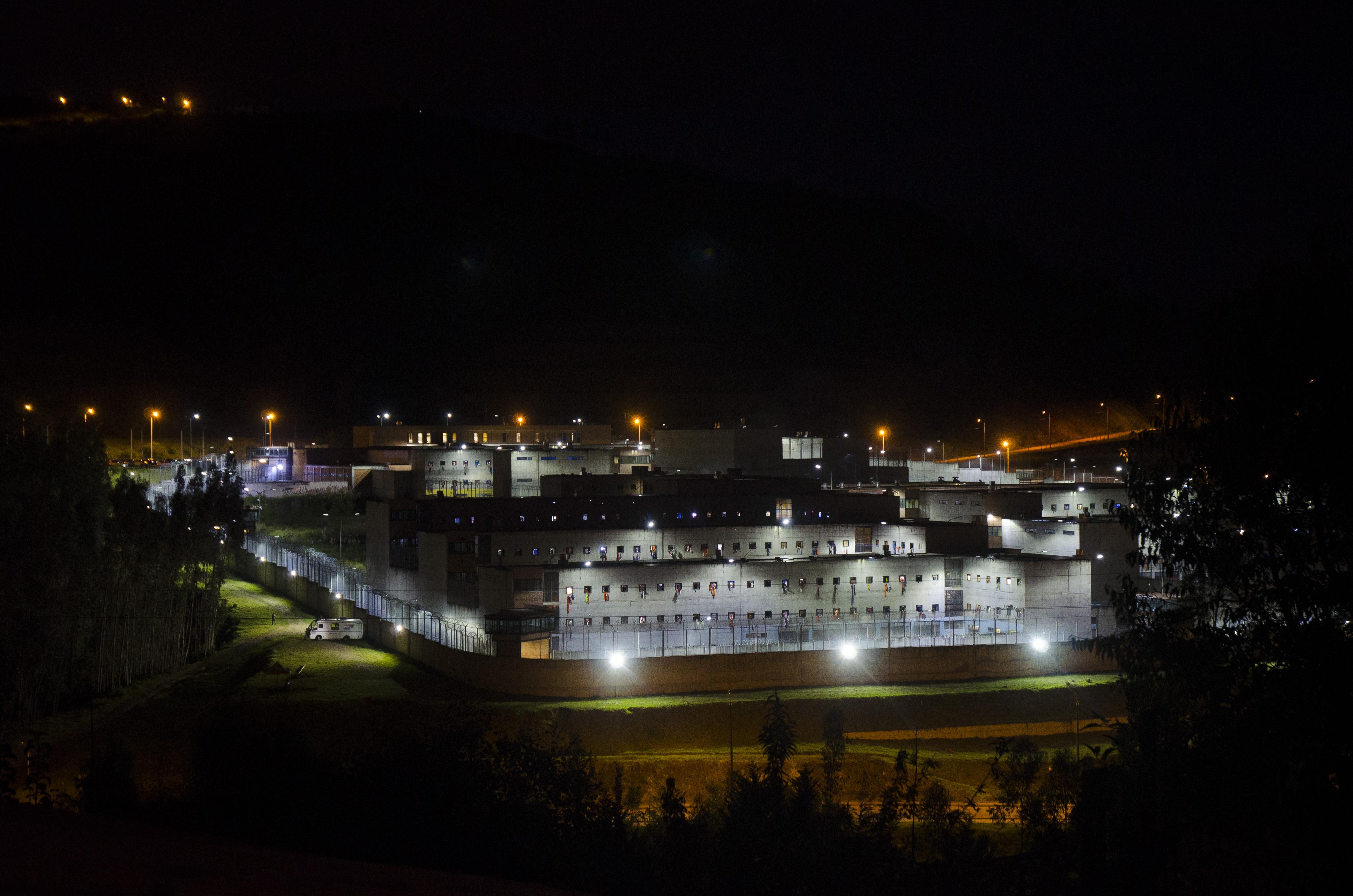 Három börtönben is lázadás robbant ki Ecuadorban