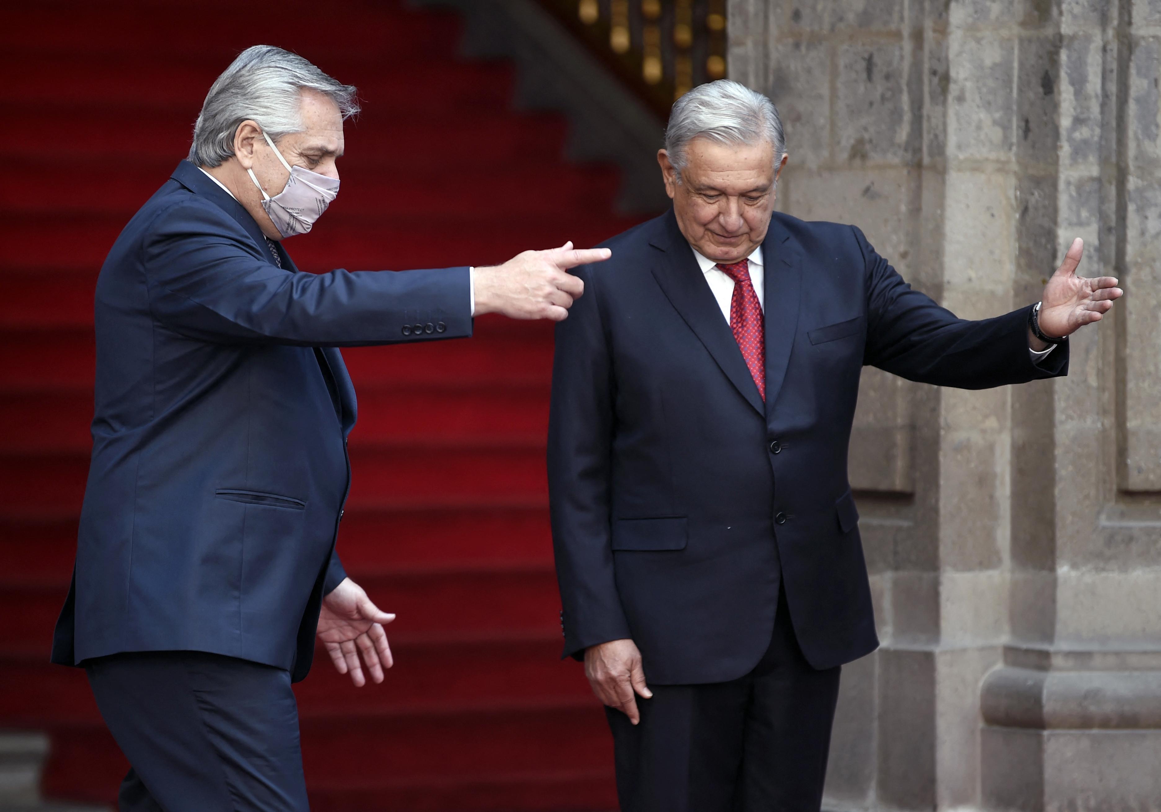 A mexikói elnök szerint nem működik a szegényebb országok vakcinaellátása
