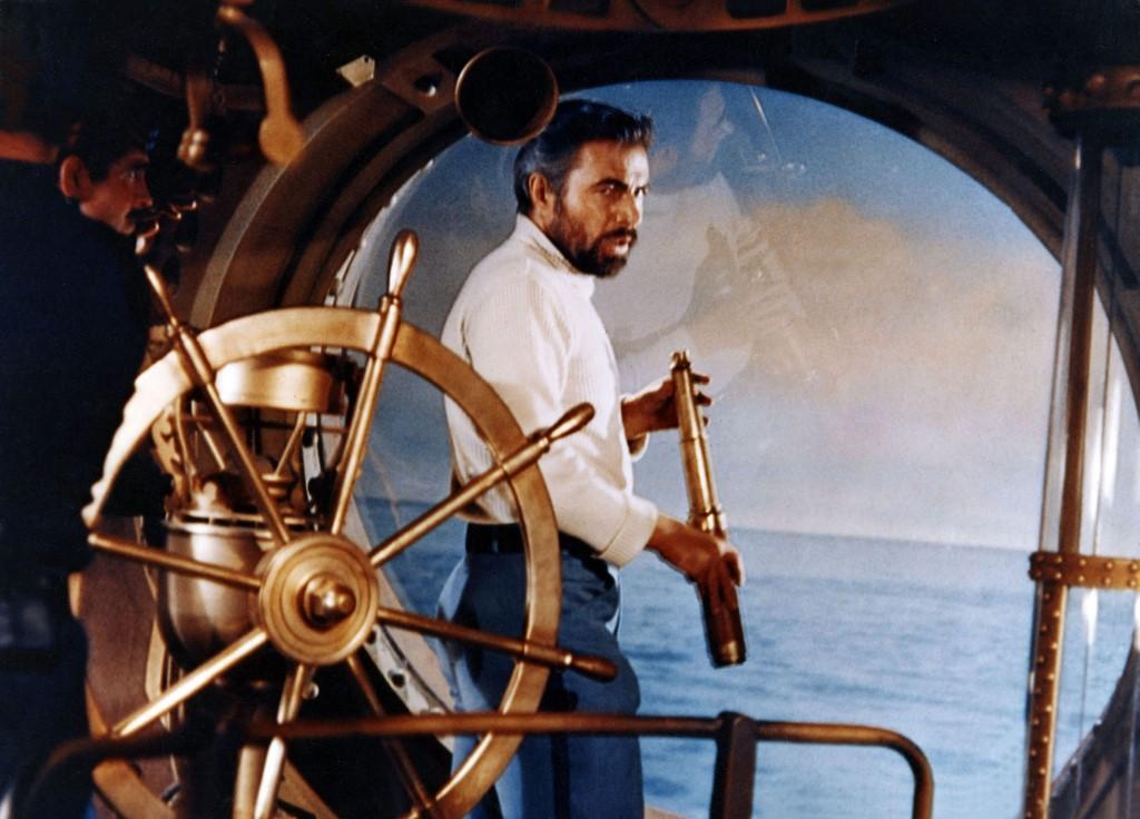 Verne regénybe illik, ahogy Vidam Perevertilov túlélte a Csendes-óceánt