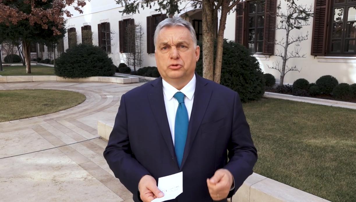 Orbán: Az egész járvány legnehezebb két hete jön