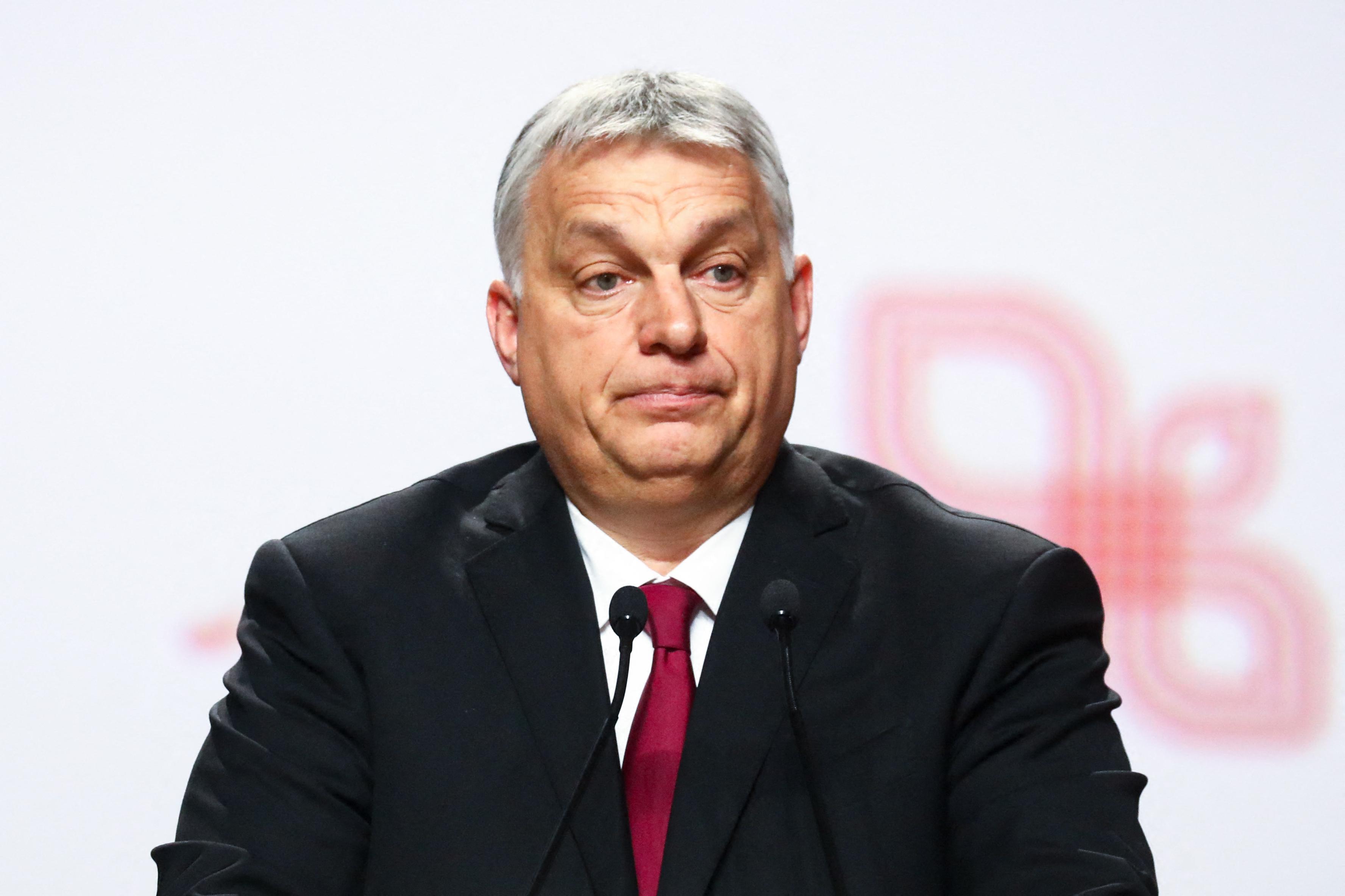 Orbán Viktor: Az EPP végleg az európai baloldal csatolmányává vált