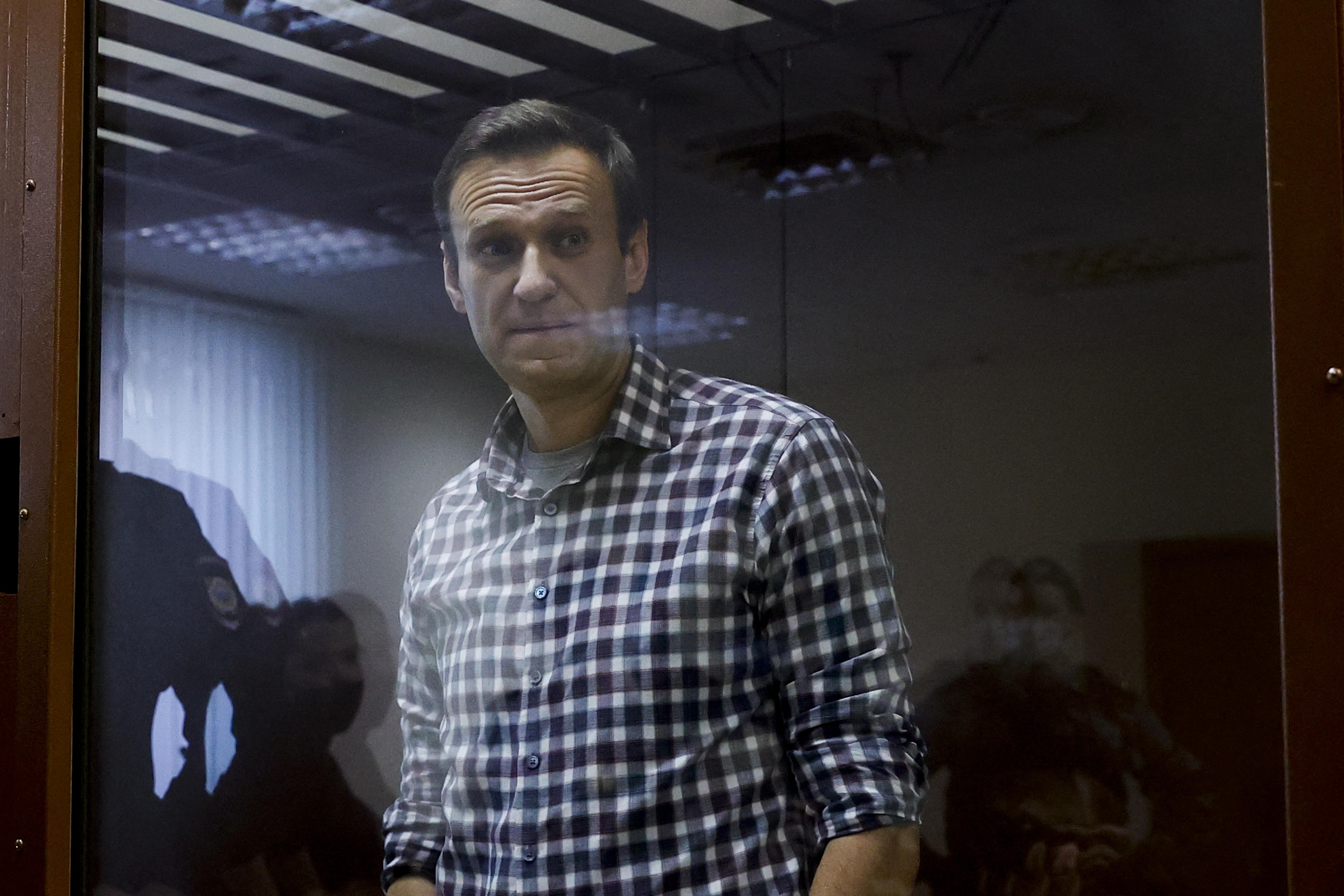Navalnij nagyjából felépült