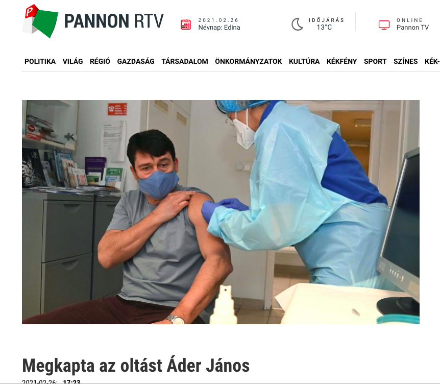 Milliárdokat ad a magyar kormány a vajdasági médiának, hogy népszerűsítsék a Fideszt