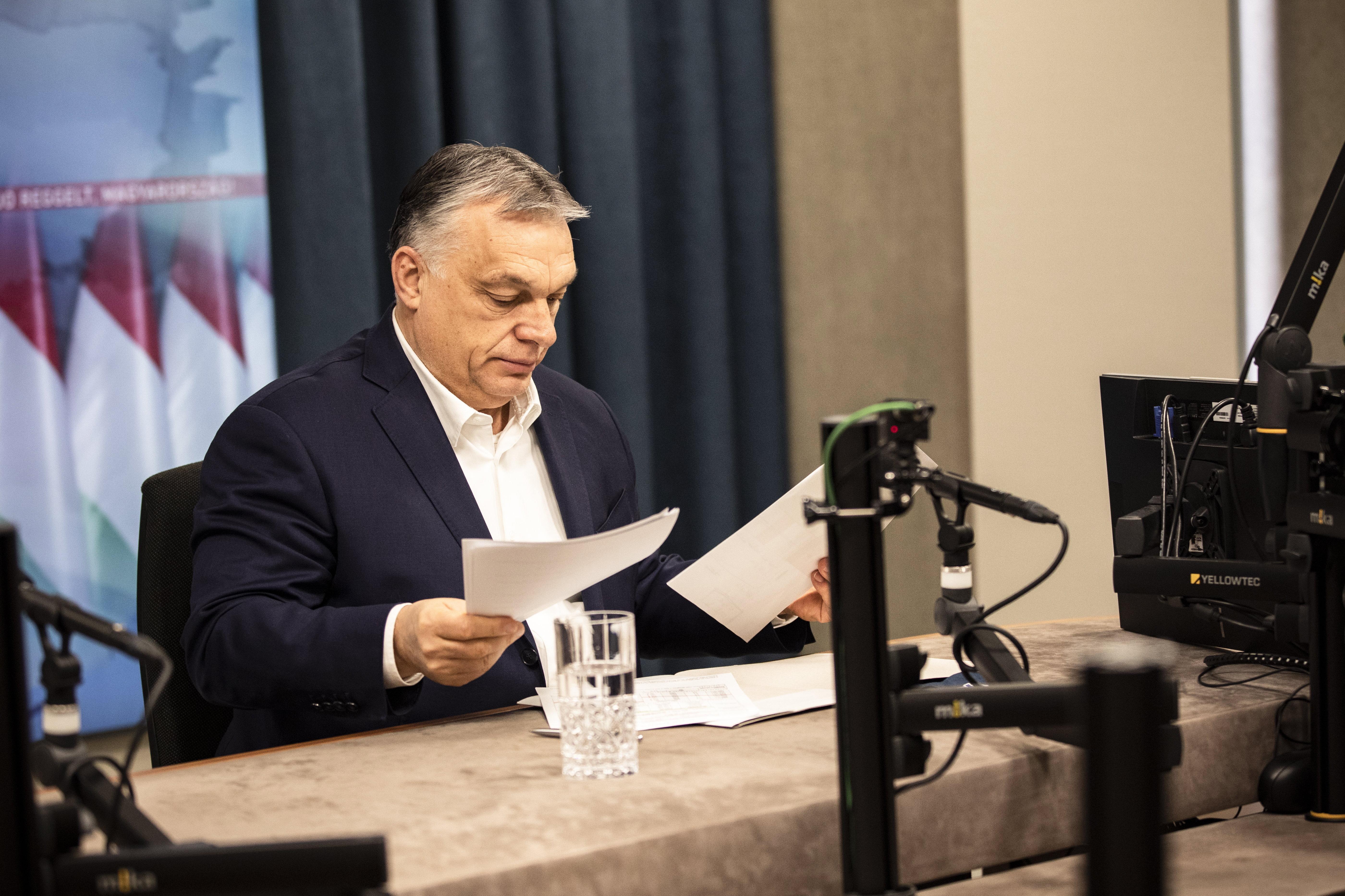 Orbán szerint nem kell külföldi segítséget kérni a kórházban lévők ellátásához, inkább mi fogunk segítséget adni