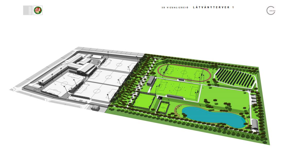 Bármilyen hihetetlen, de Mészárosék bővíthetik a válogatott telki edzőközpontját