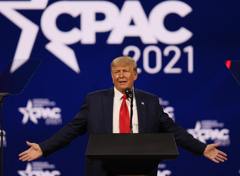 Trump nem alapít új pártot és nem zárja ki az indulást 2024-ben