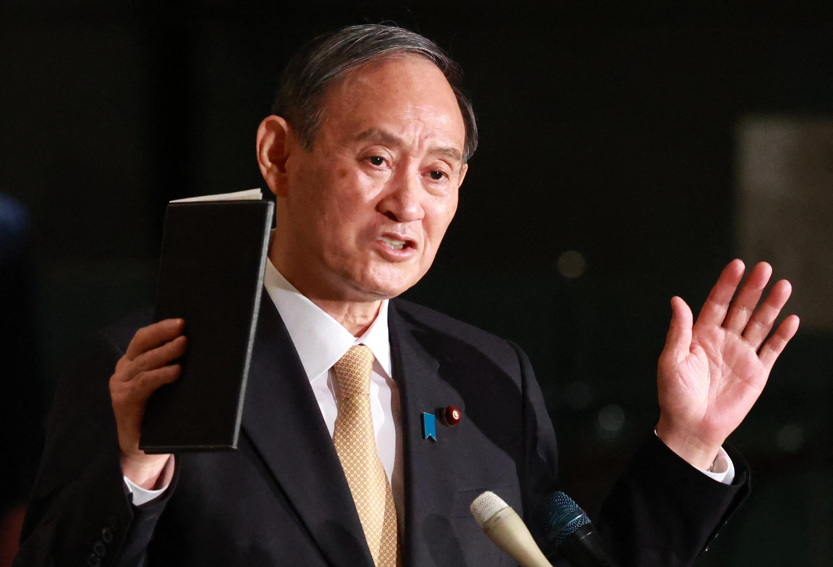 Óriási botrány van Japánban, mert a miniszterelnök fia befolyásos embereket hívott meg vacsorázni