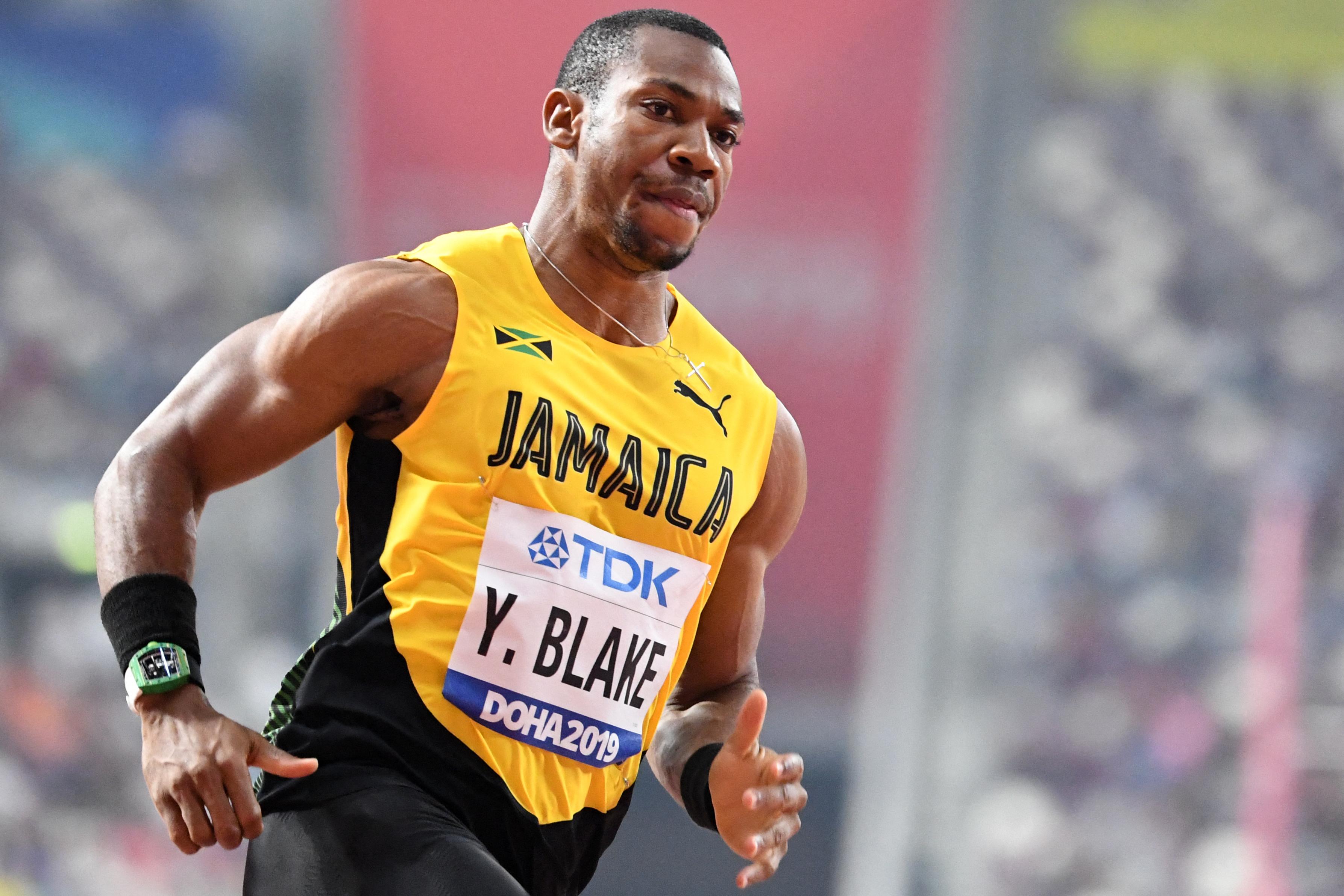 Yohan Blake inkább kihagyja az olimpiát, de oltást semmiképp nem adatna be magának