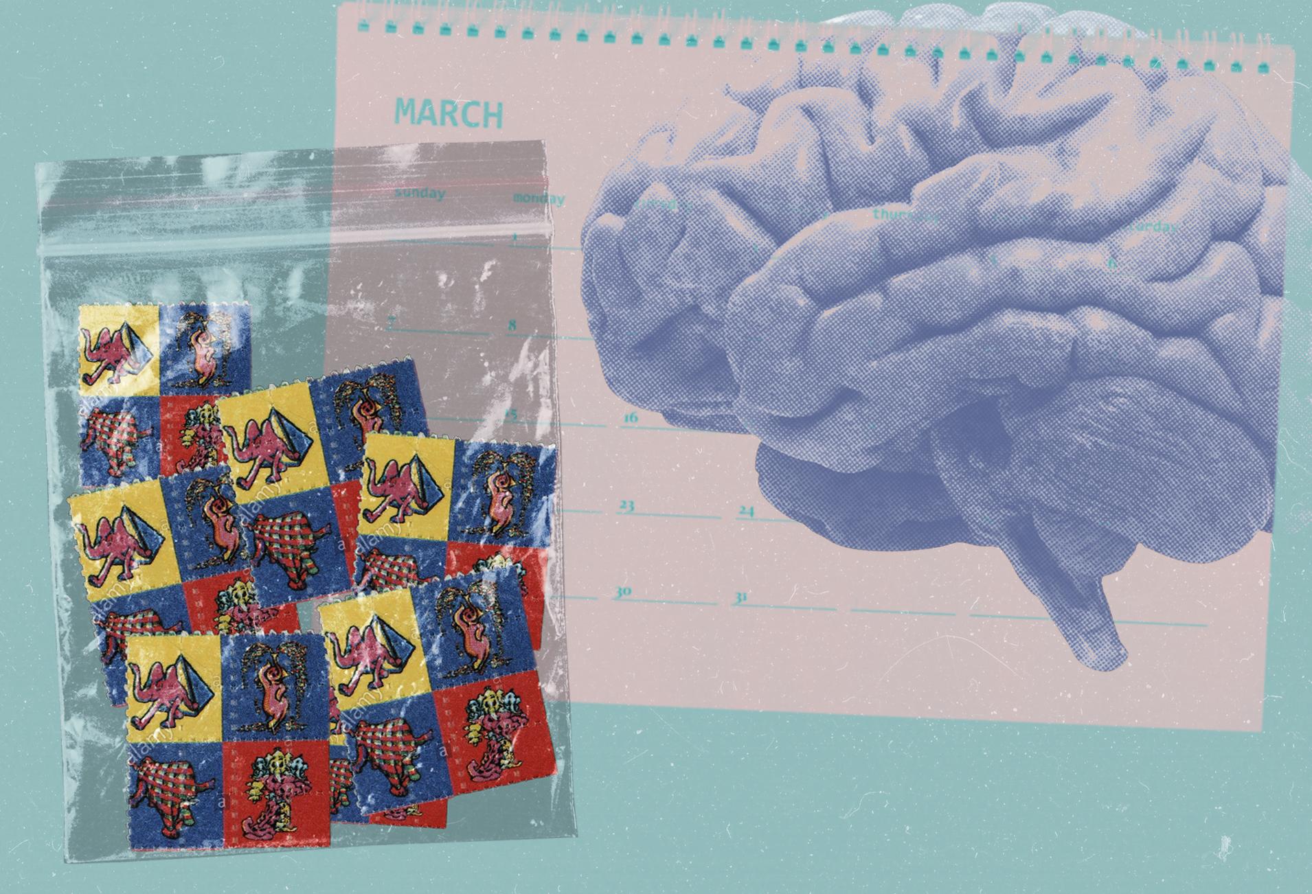 Ha reggel bedobsz egy kevéske LSD-t, tényleg boldogabb leszel, de ennek a droghoz semmi köze