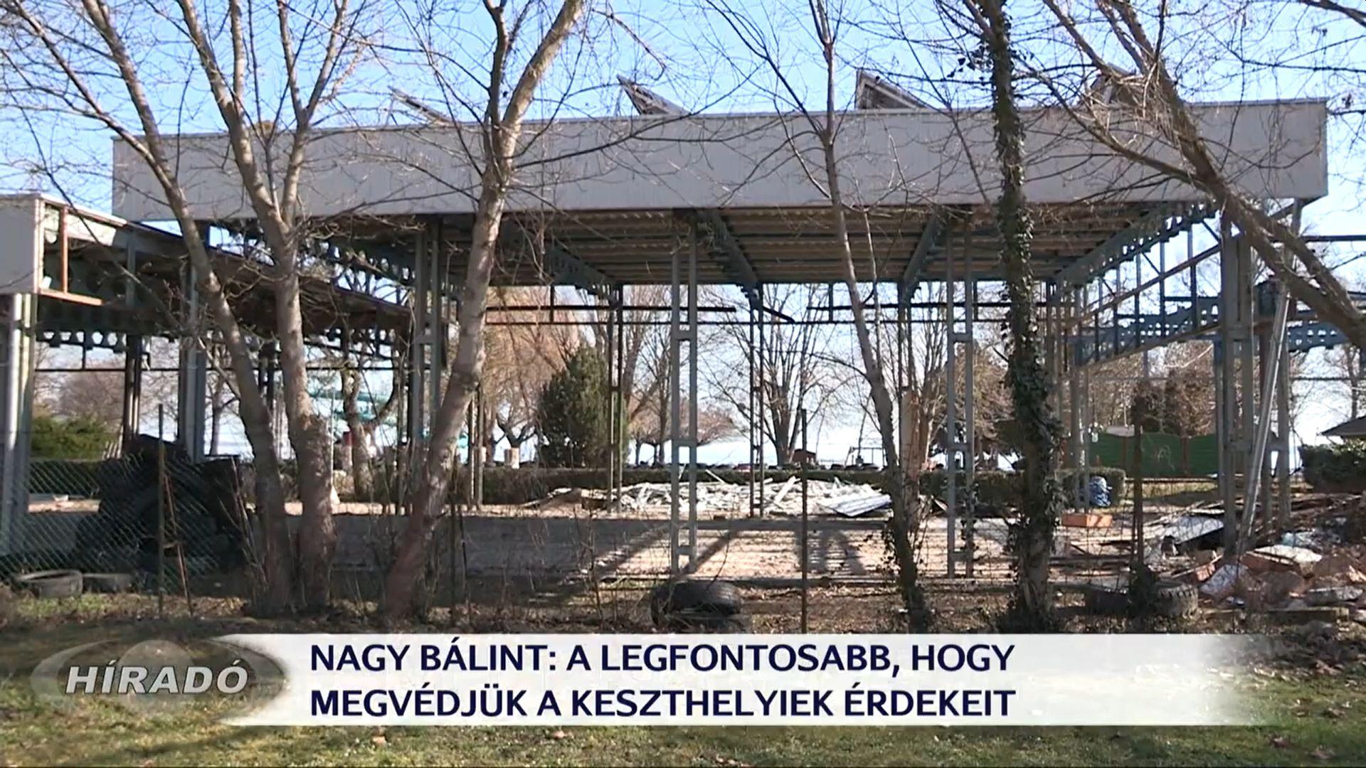 Keszthely kormánypárti polgármestere is feljelentette már a város korábbi fideszes vezetését
