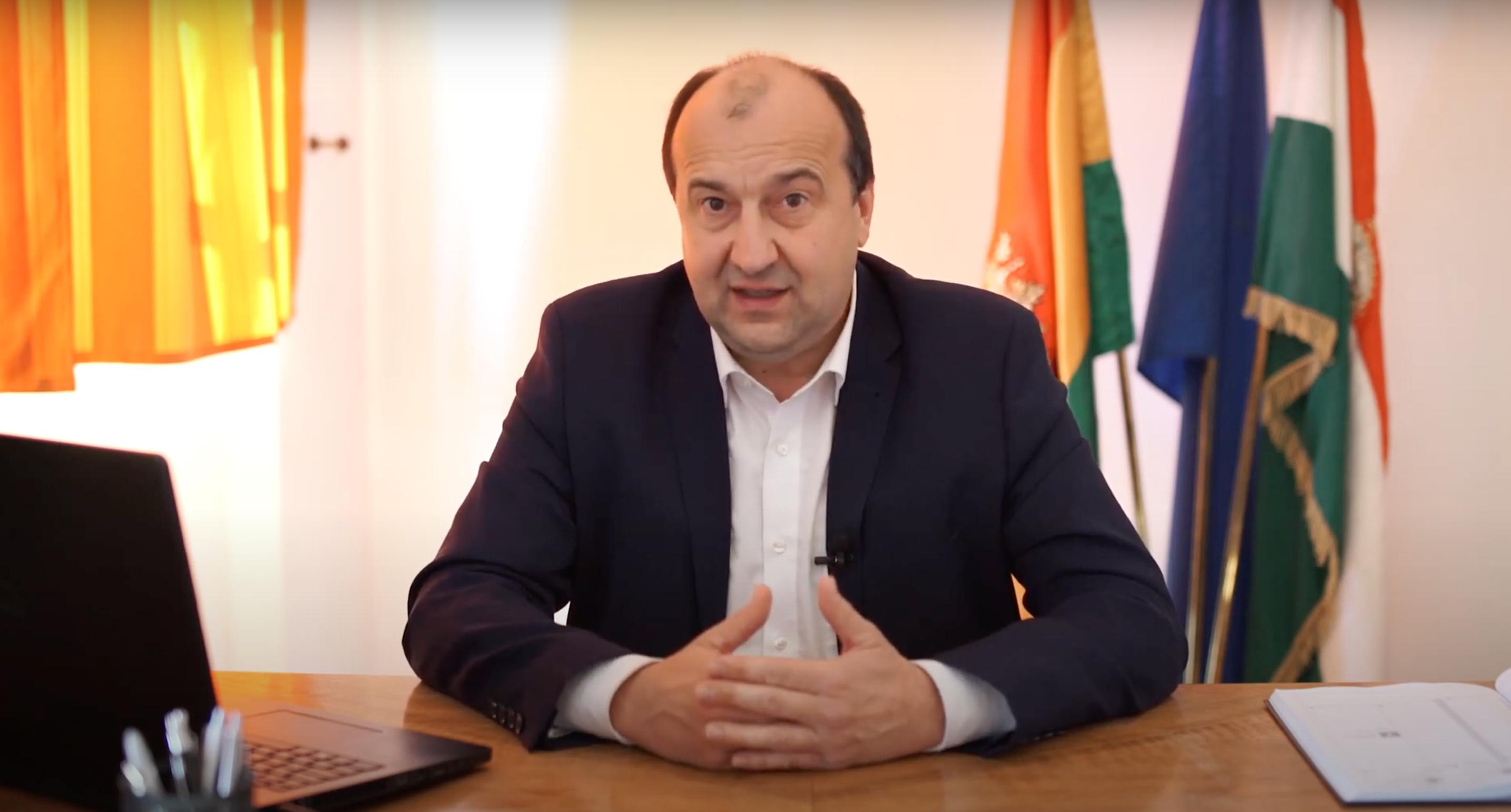 Komáromi polgármester: Nagyon súlyos a helyzet a városunkban