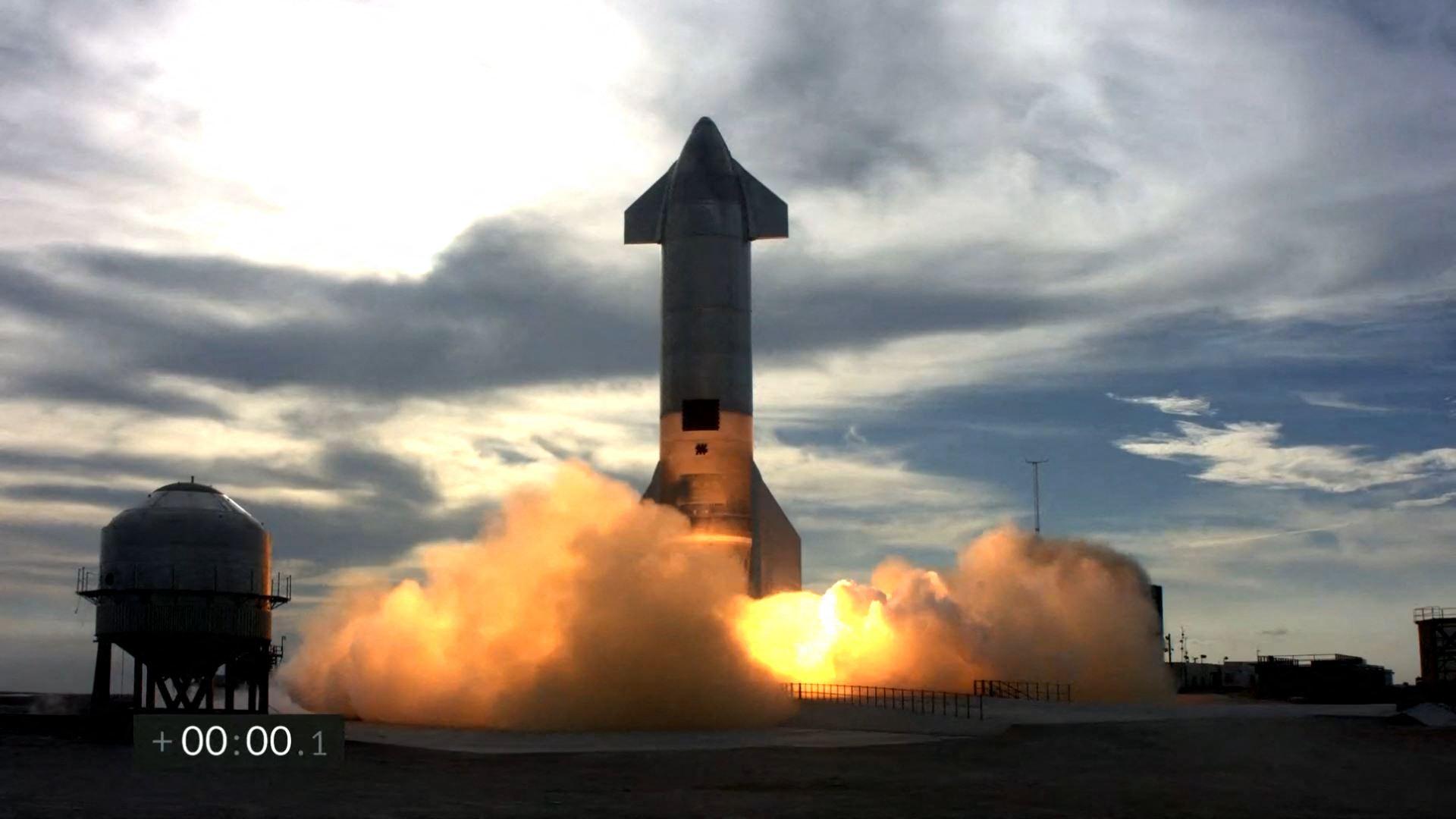 Landolás után ismét felrobbant Elon Musk űrhajója