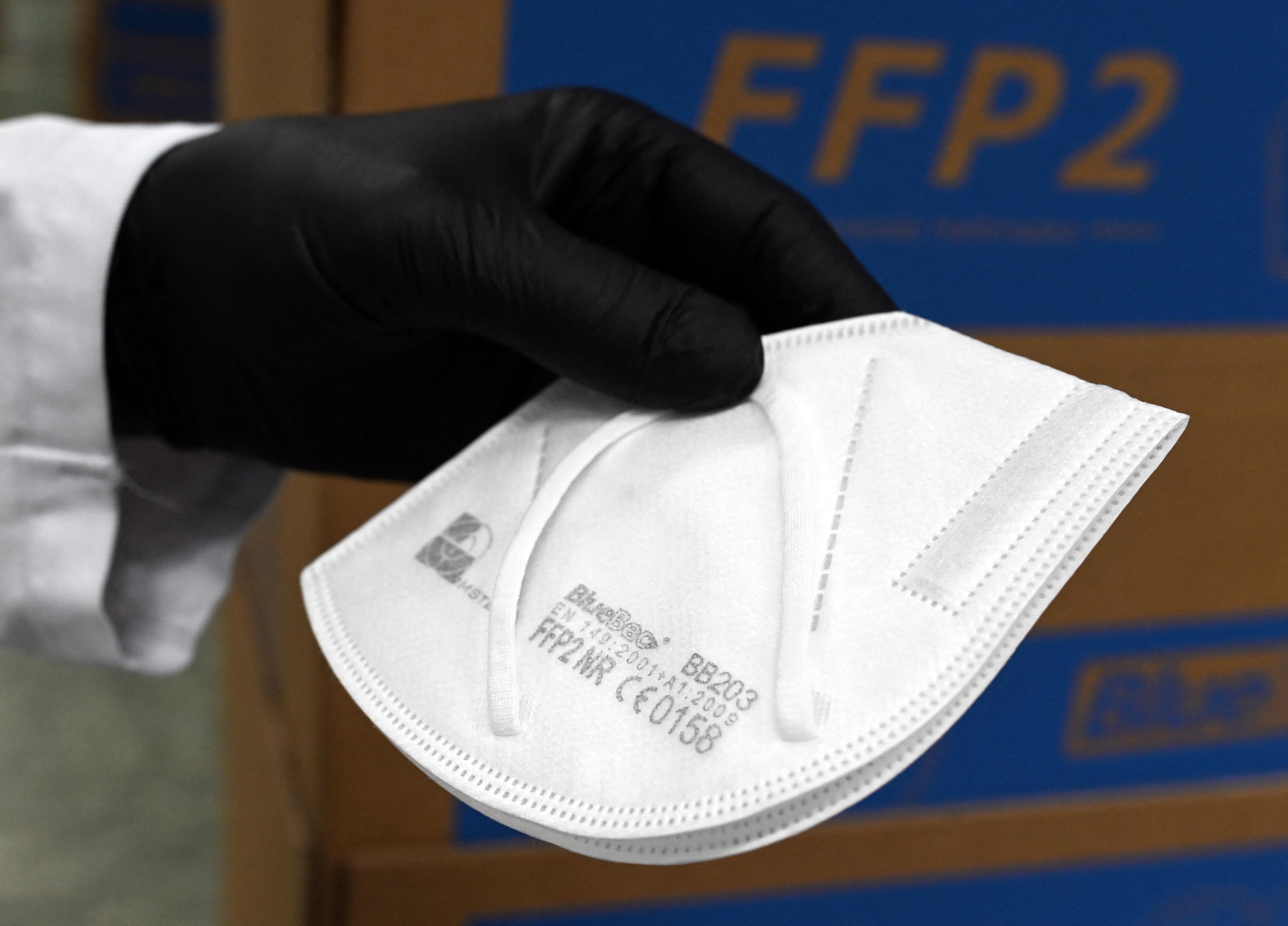 A XII. kerületi polgármesteri hivatalban kötelező lesz az FFP2-es maszk
