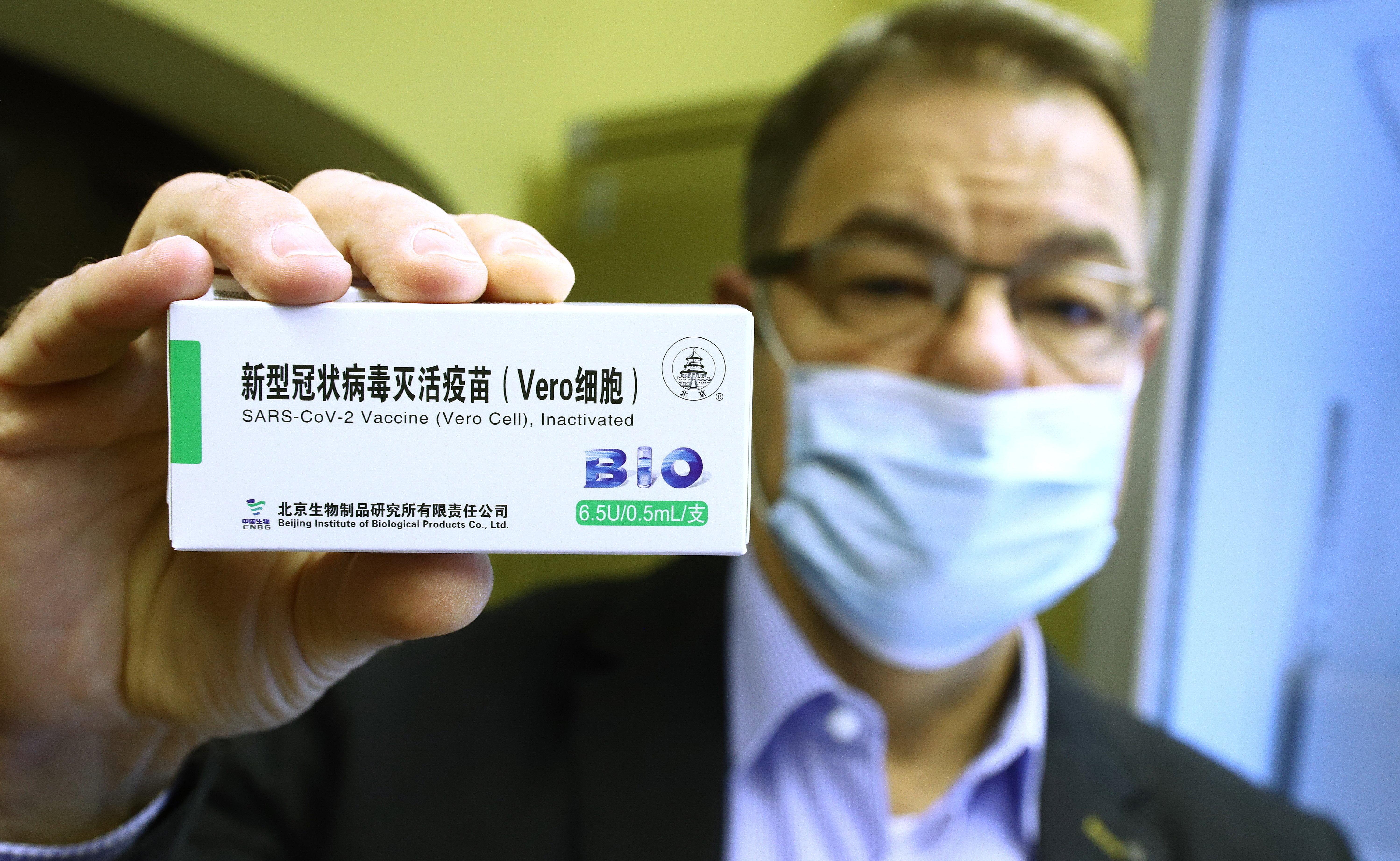 A kínai vakcina szerepelt a legrosszabbul a Fővárosi Önkormányzat antitestvizsgálatán