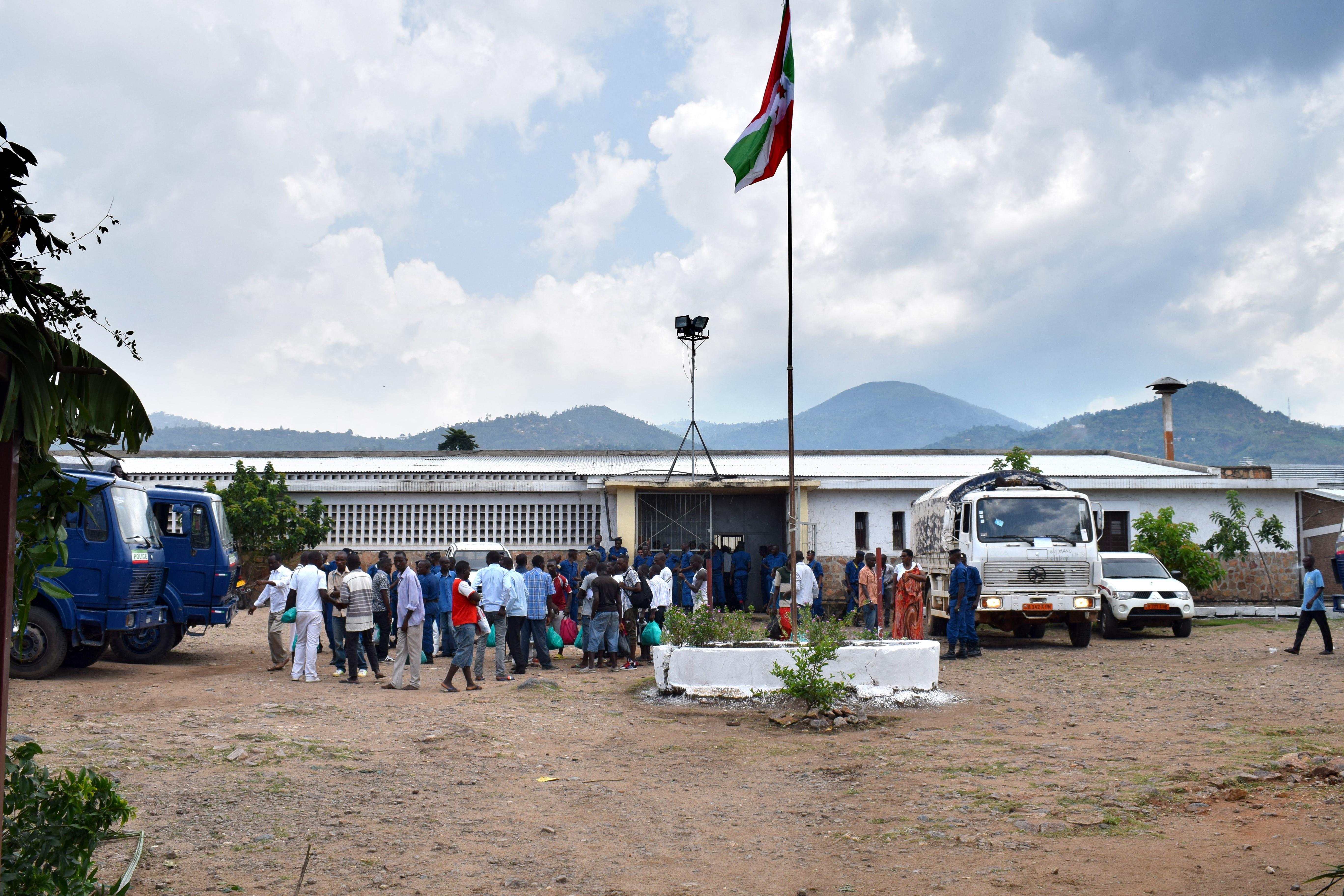Burundiban elengedik a rabok 40 százalékát, mert nincs elég hely a börtönökben