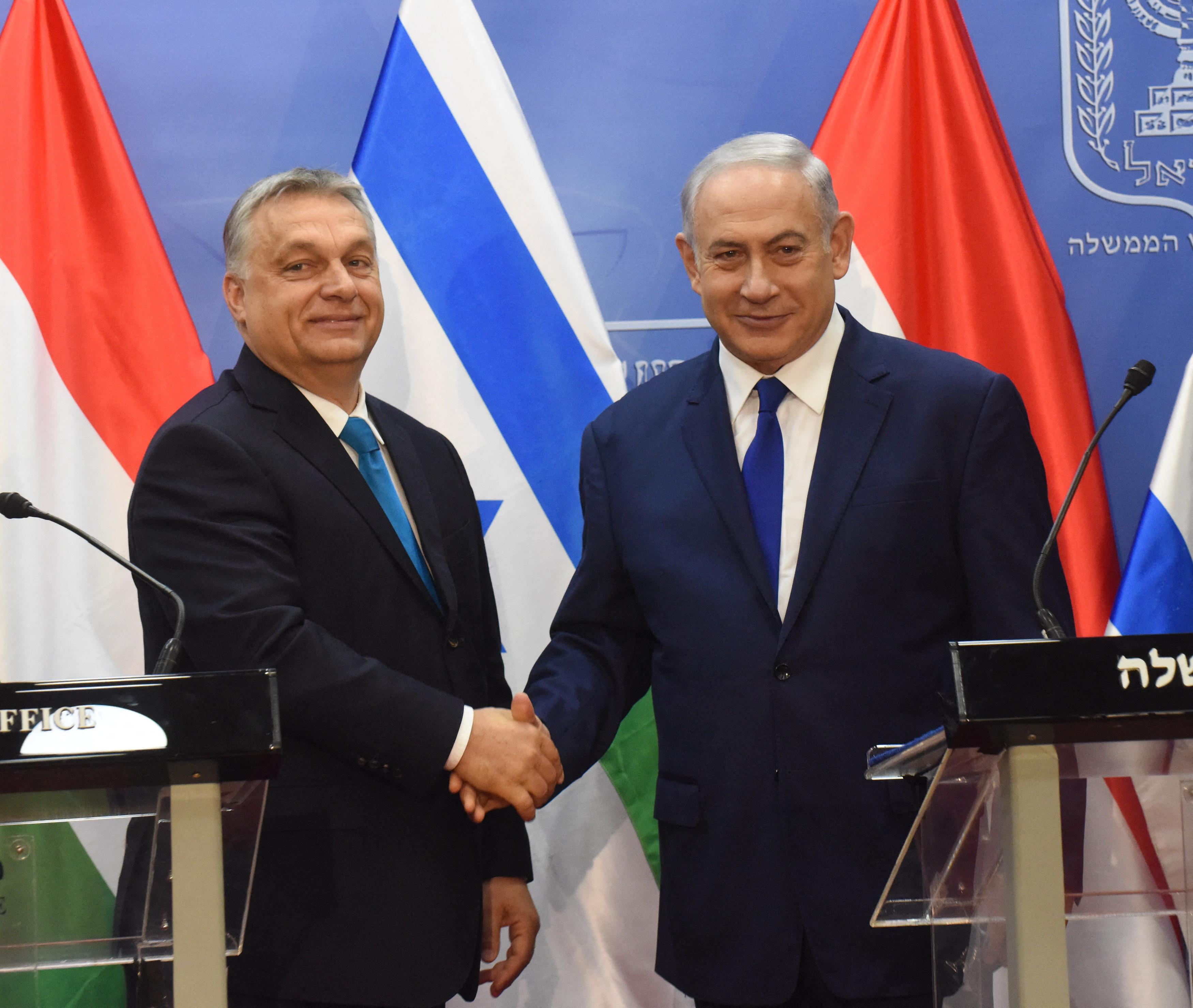 Jeruzsálembe utazik Orbán Viktor
